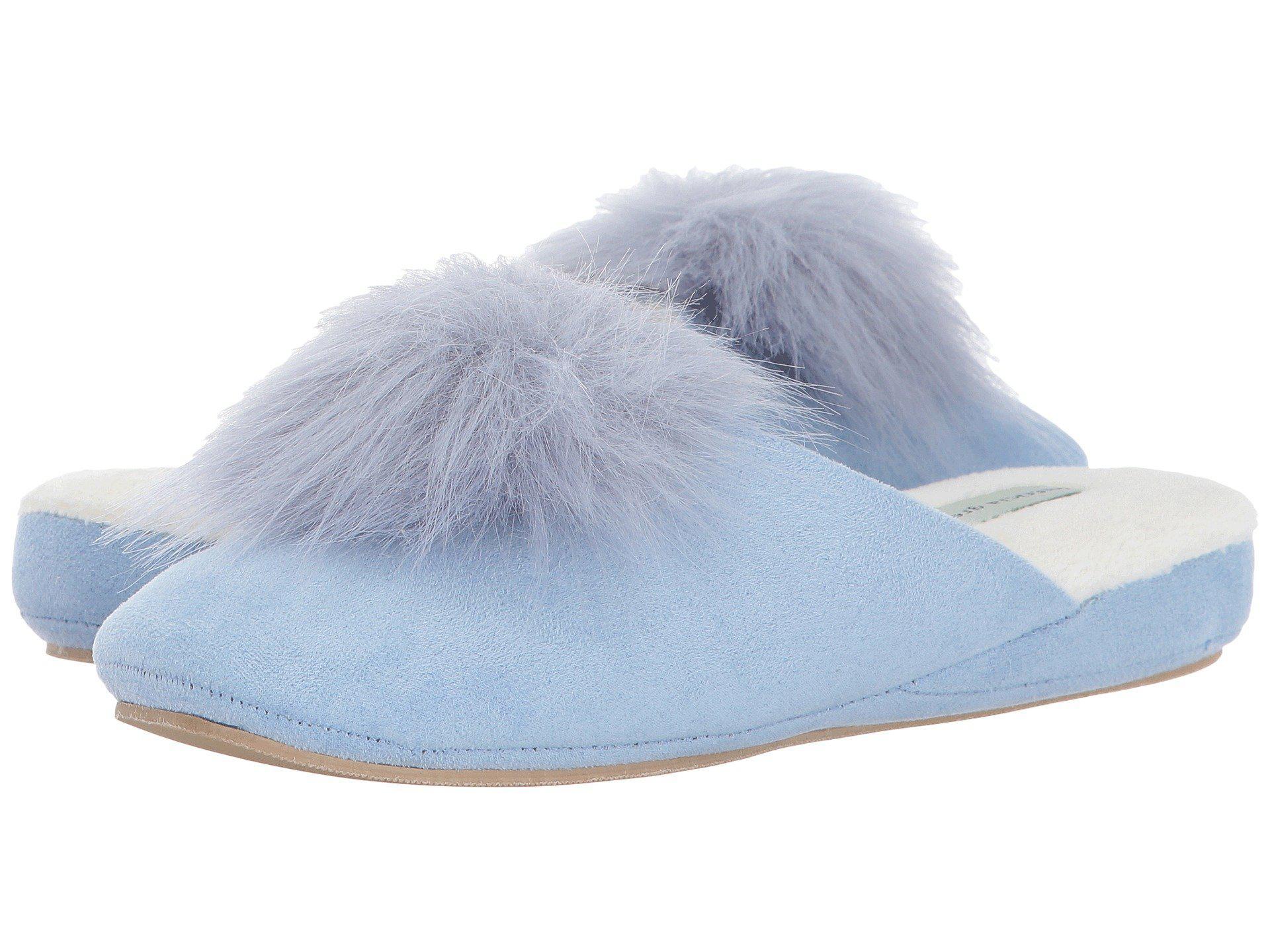535f36981 Lyst - Patricia Green Pretty Pouf (black) Women s Slippers in Blue