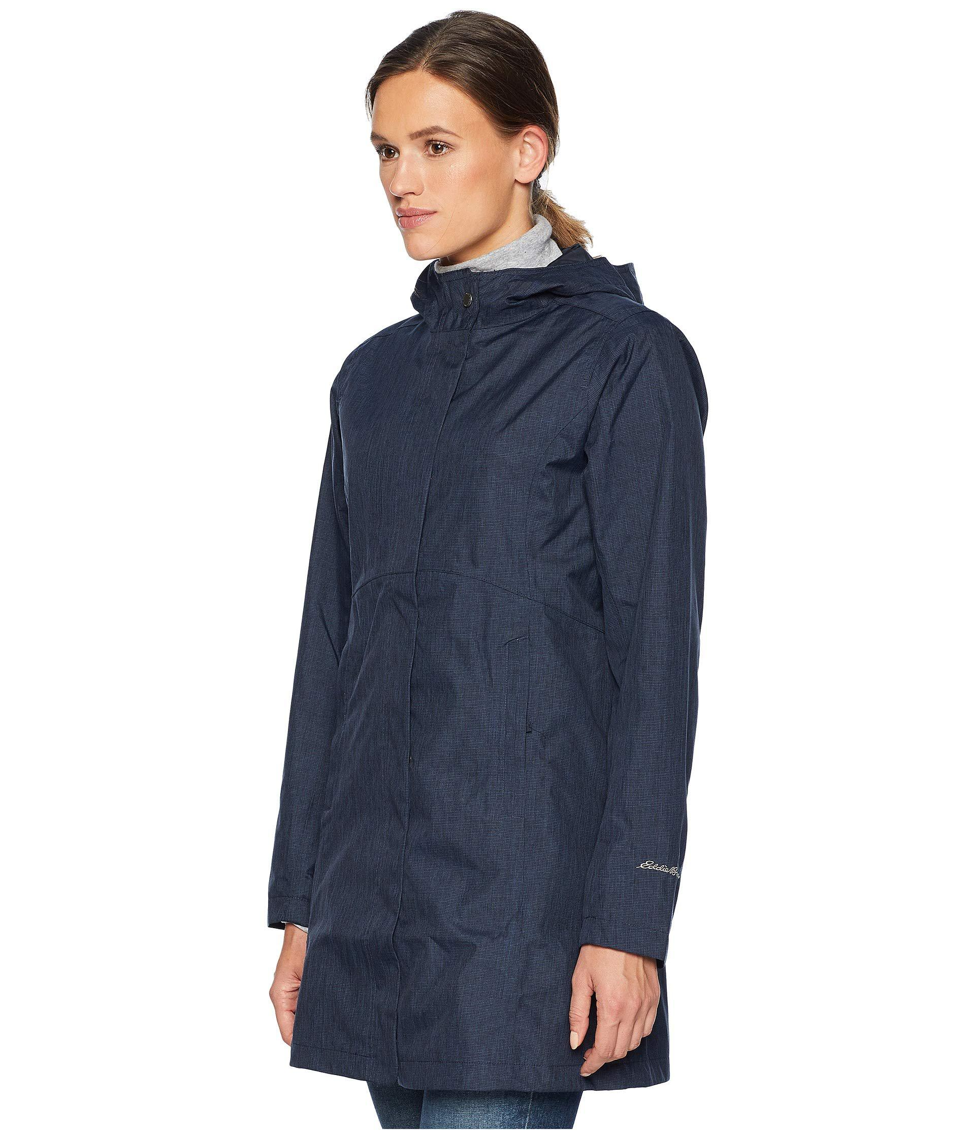 clients first exquisite style new varieties Eddie Bauer Synthetic Mackenzie Trench Coat (black) Women's ...