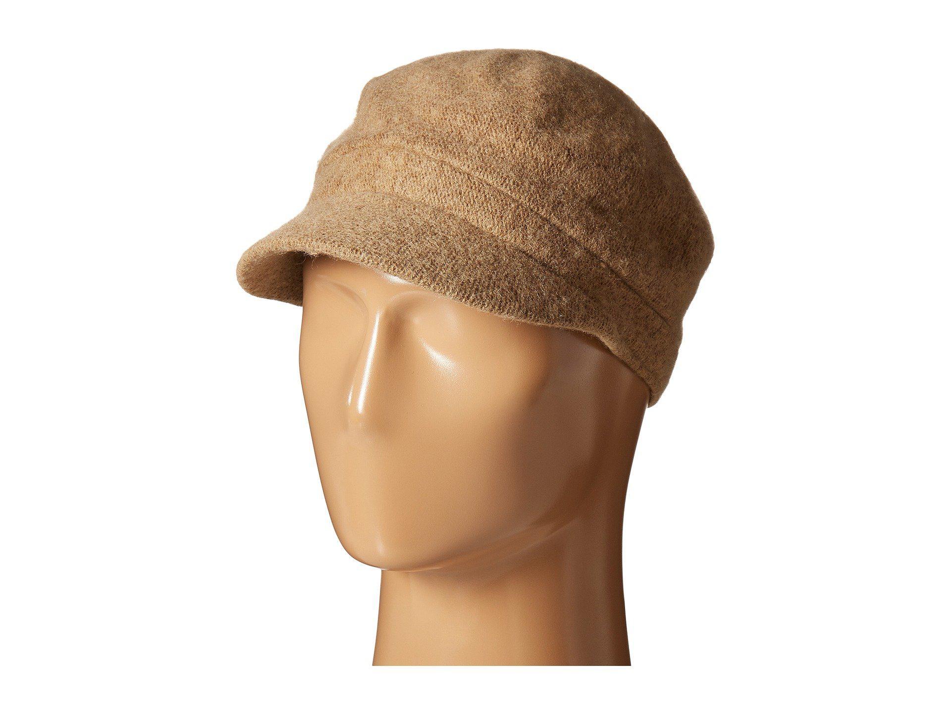 84c8e60f034df Betmar. Women s Rhinestone Cap (camel) Caps