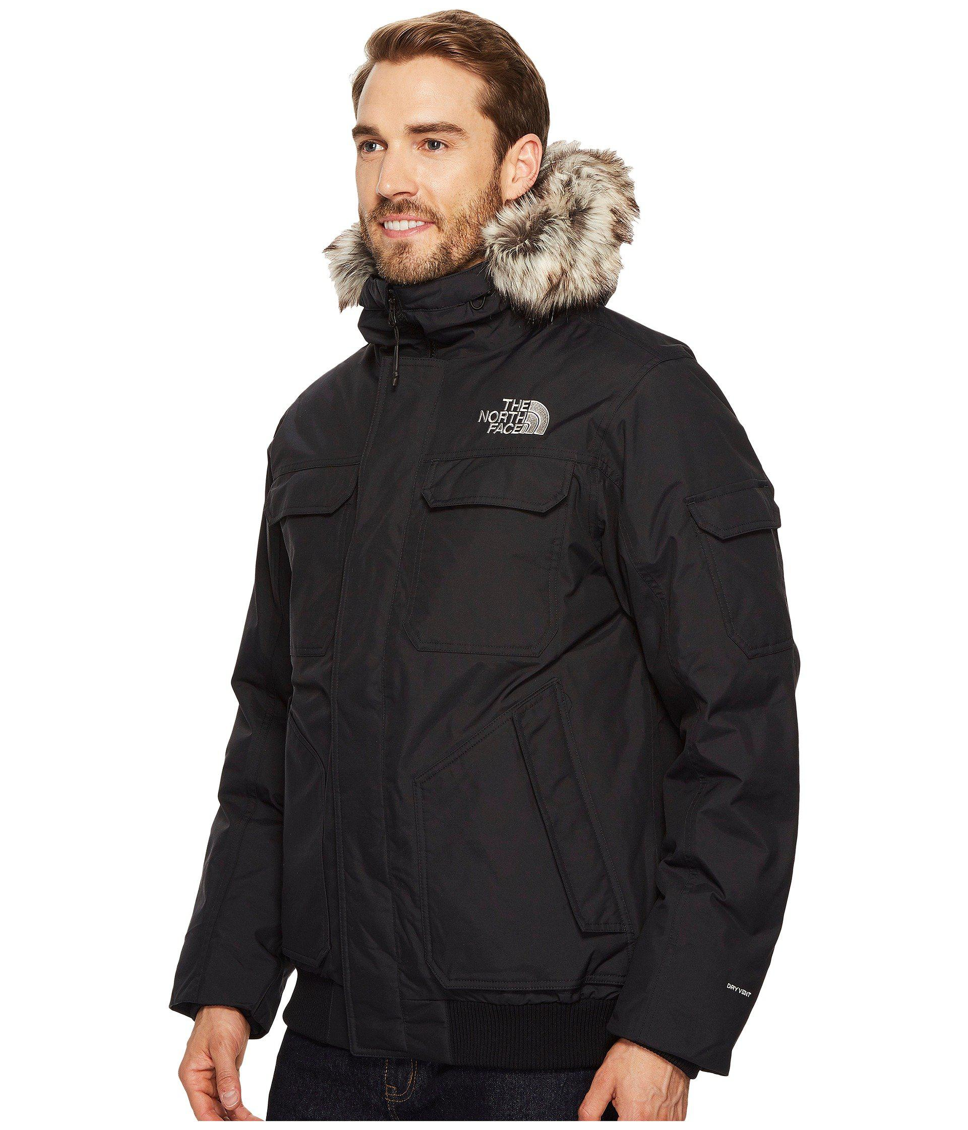 Lyst - The North Face Gotham Jacket Iii (tumbleweed Green new Taupe Green  Macrofleck Print) Men s Coat in Black for Men 0edf00a80