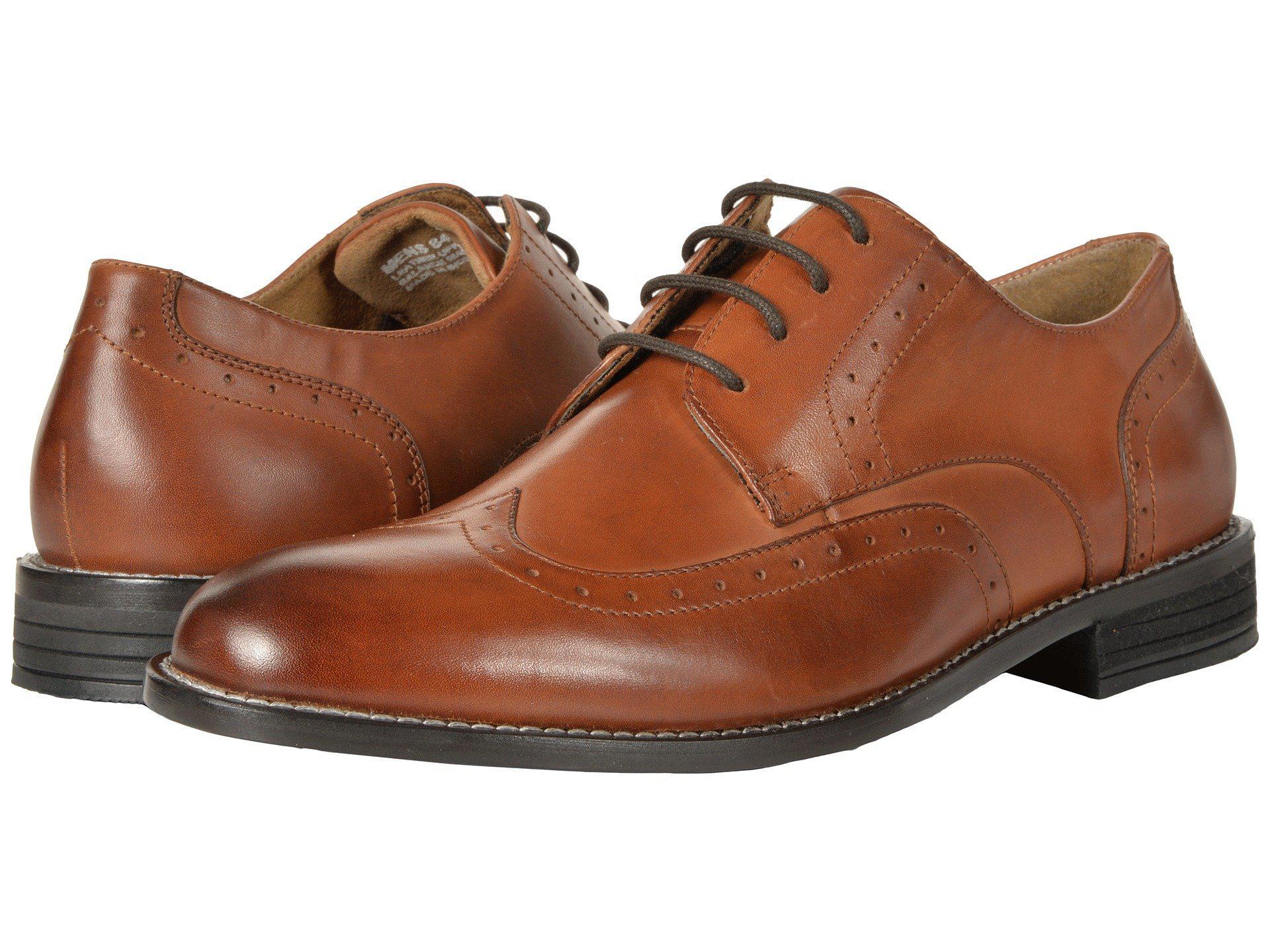 c85f51f990a Lyst nunn bush slate wing tip dress casual oxford black mens jpg 1920x1440 Nunn  bush shoes
