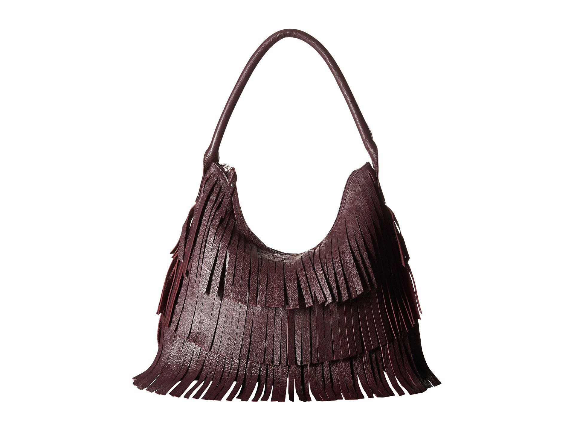6a886a9e0e62 Gallery. Previously sold at  Zappos · Women s Fringed Bags