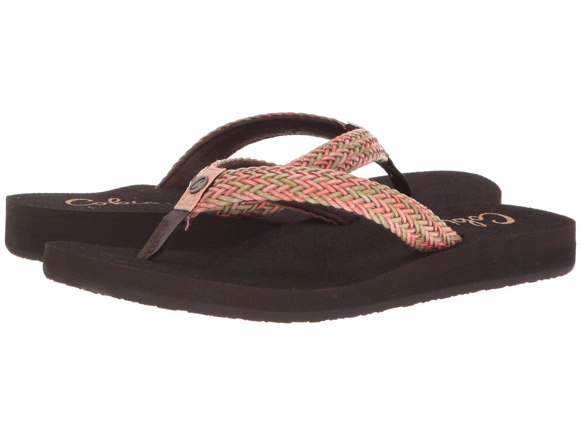 005e7e18c Lyst - Cobian Lalati (aqua) Women s Sandals - Save 7%
