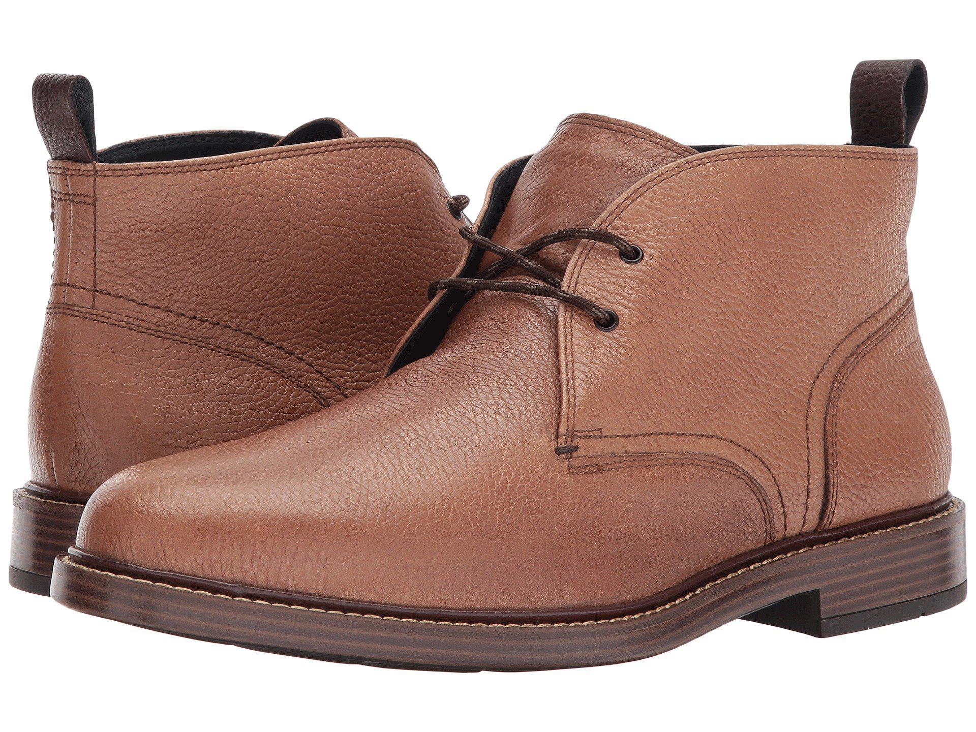 Cole Haan Leather Adams Grand Chukka