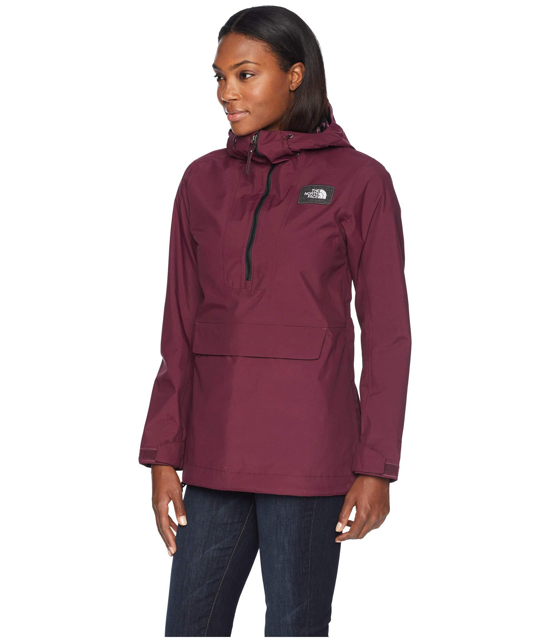 841a62285 The North Face Purple Tanager Jacket (tin Grey) Women's Coat