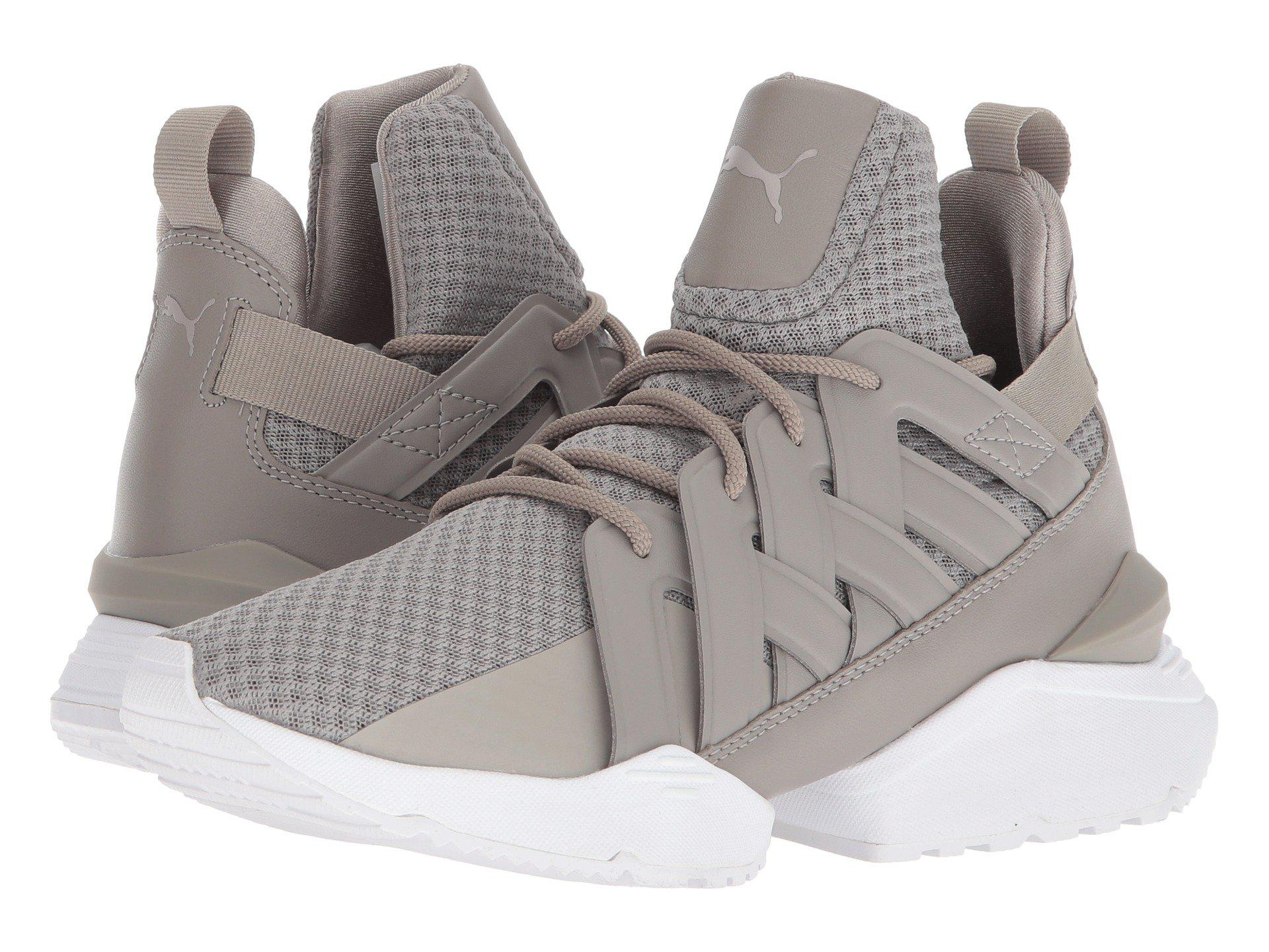 259481ec69bf ... best price training sneaker fashion 5e1bc fe992 lyst puma muse echo ep  in gray for men