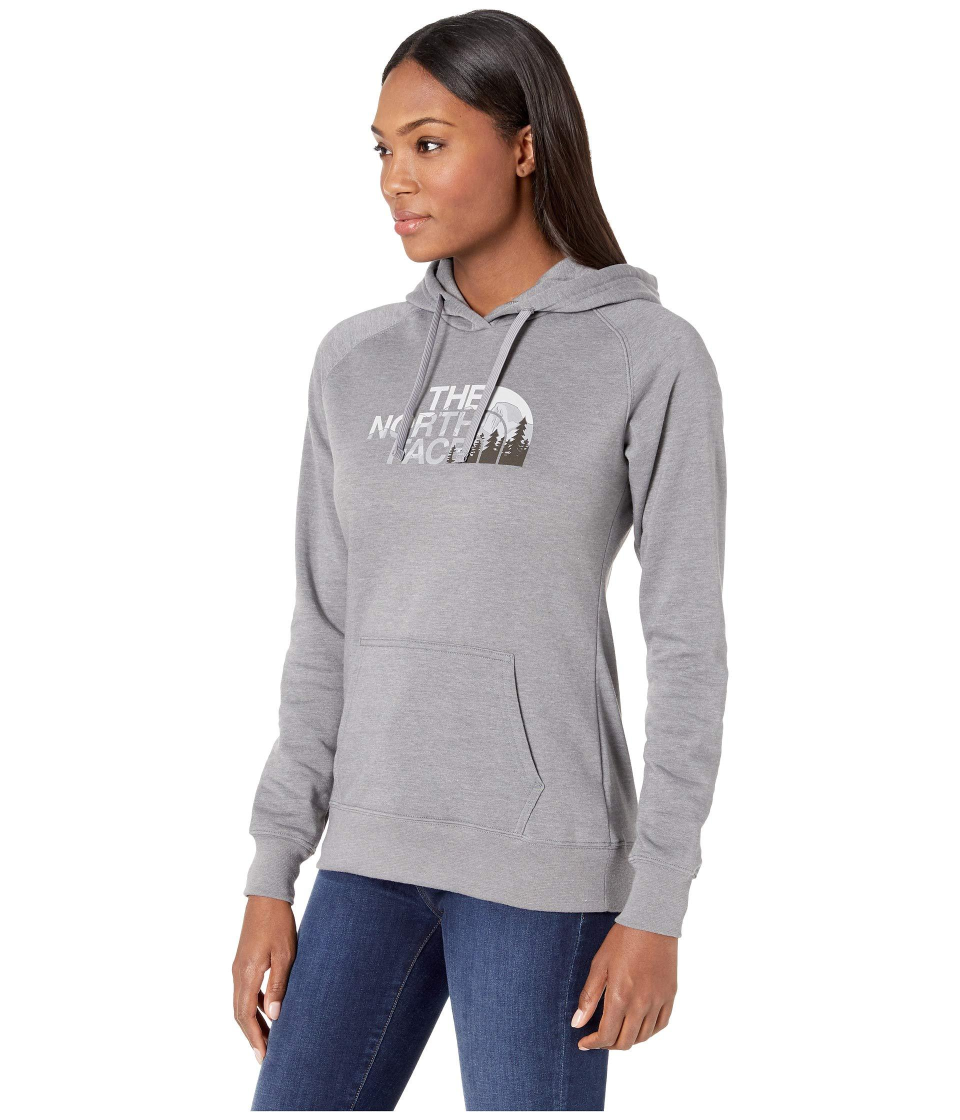 635ec2400 Lyst - The North Face Half Dome Pullover Hoodie (tnf Medium Grey ...