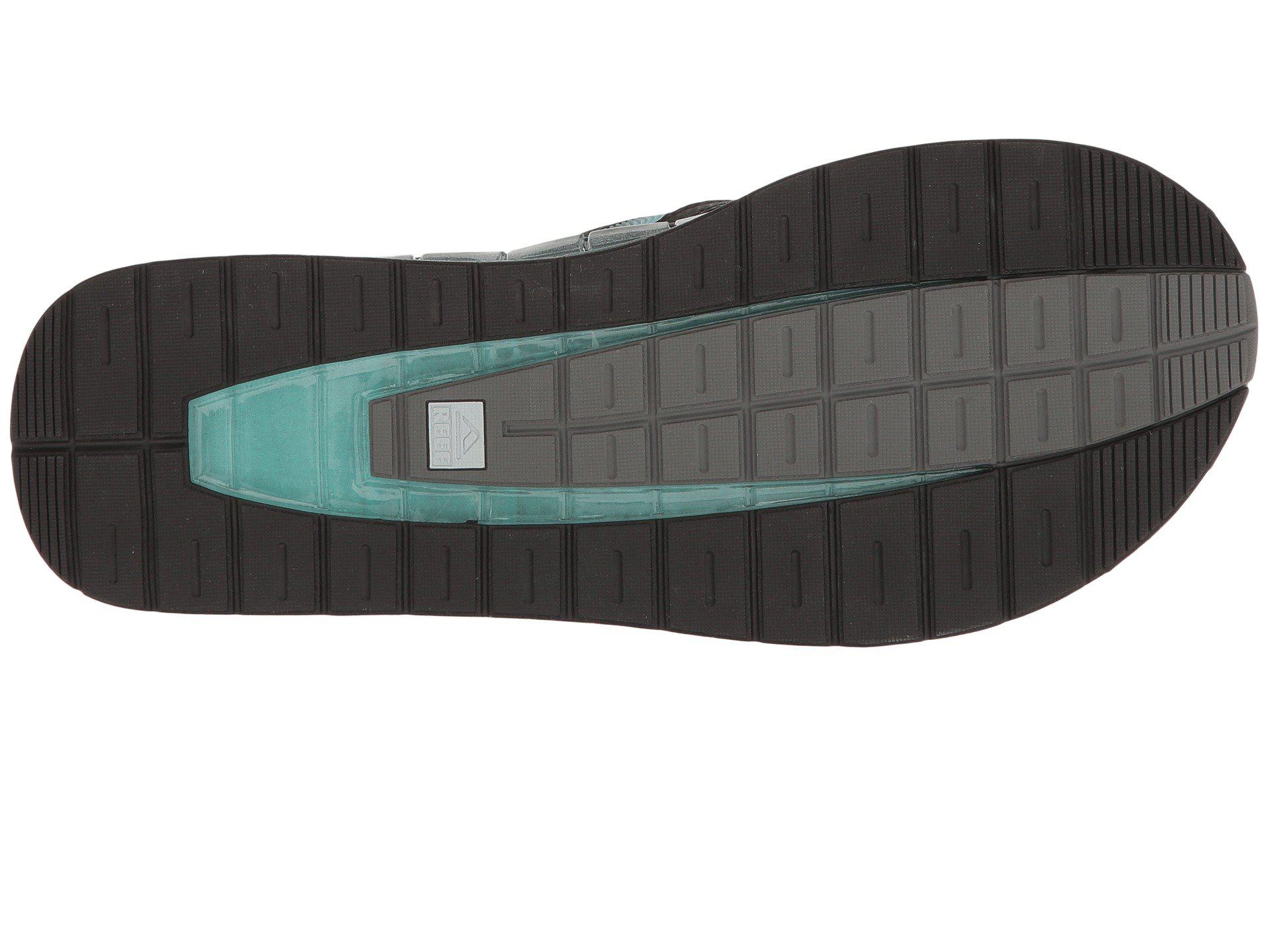 2fcfe69be56a8 Reef - Multicolor Boster (charcoal blue) Men s Sandals for Men - Lyst. View  fullscreen
