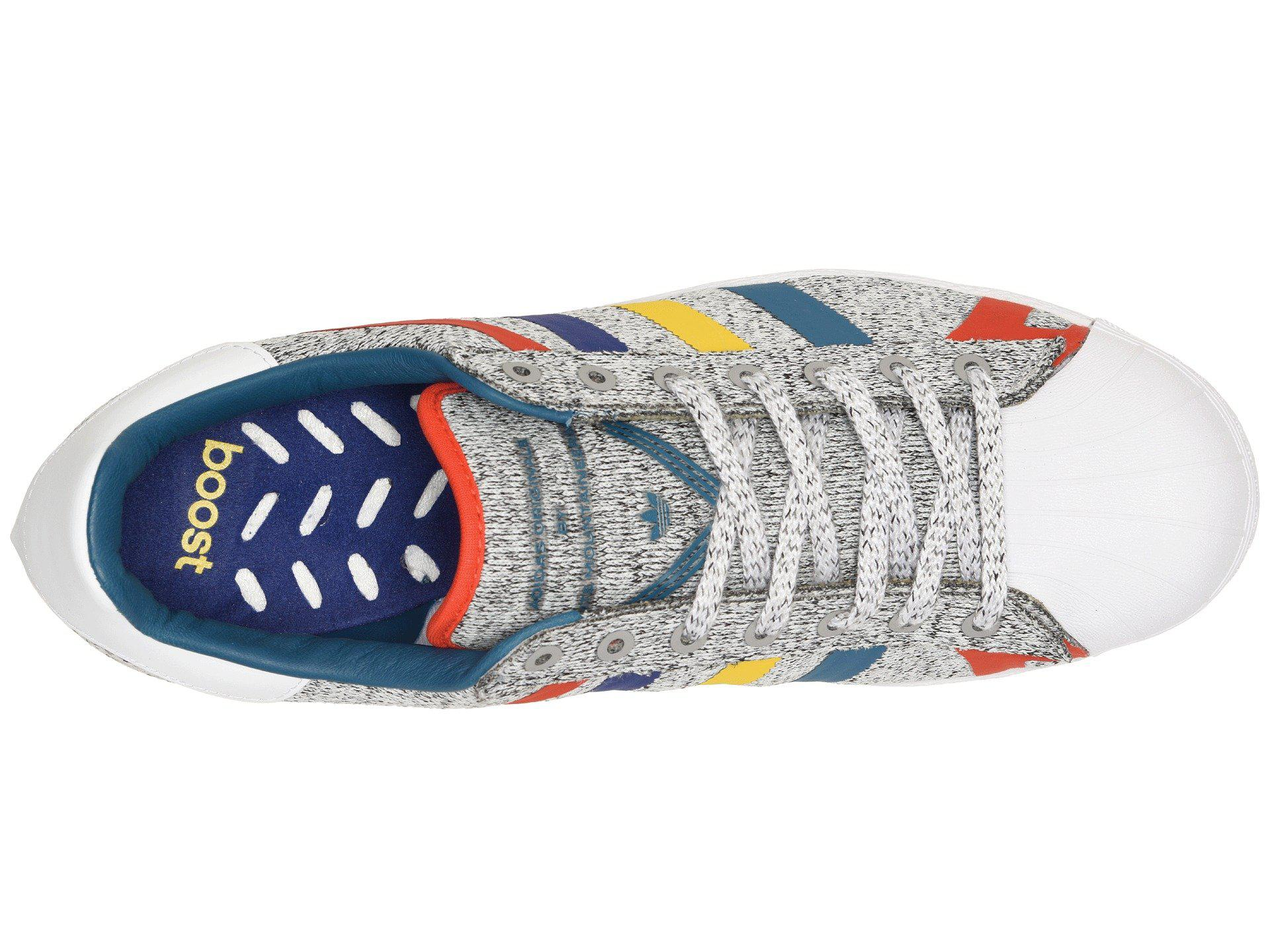 Lyst - adidas Superstar Wm (cblack b76ba4854
