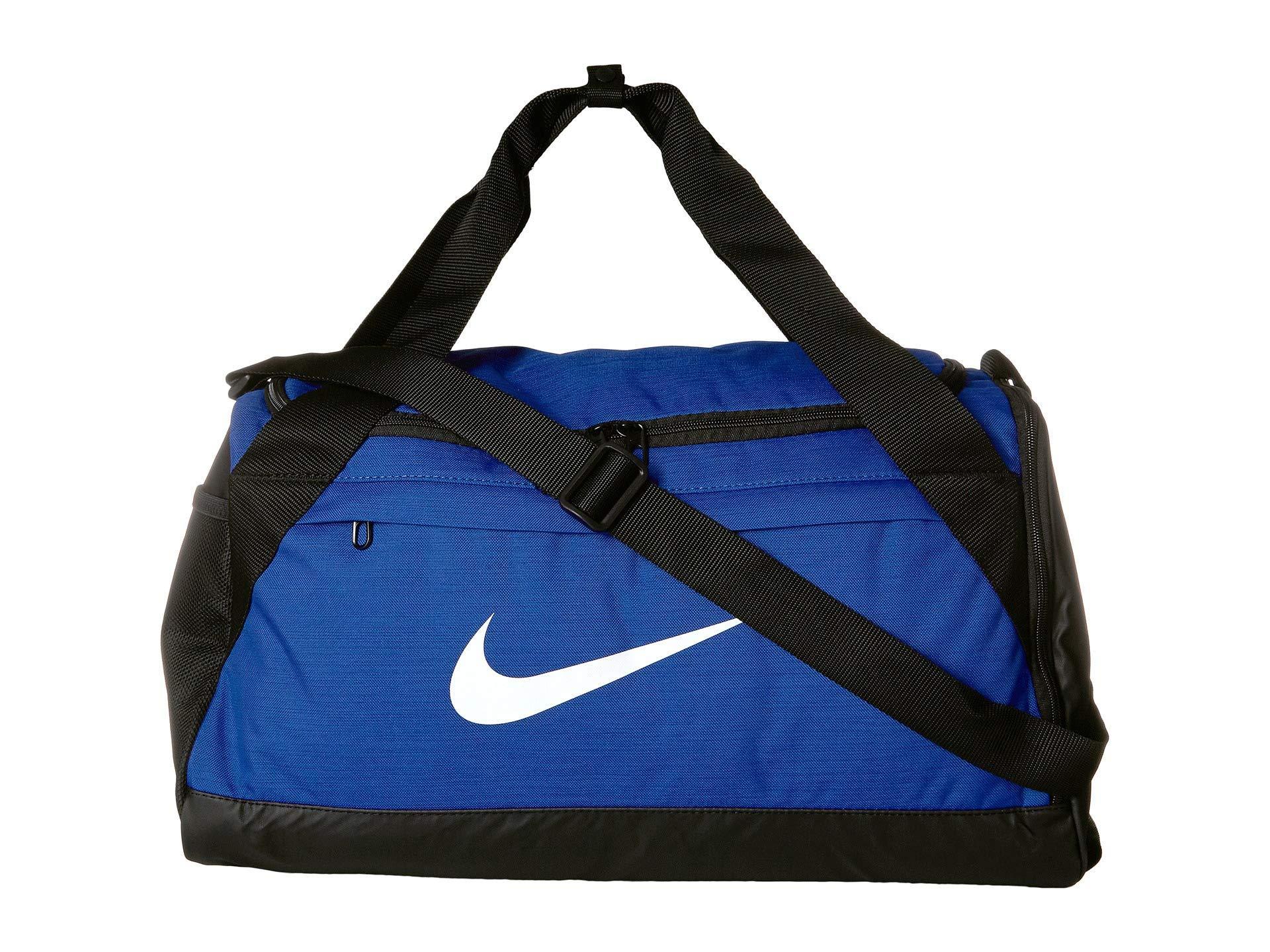 cb0d3e63ed Lyst - Nike Brasilia Small Training Duffel Bag (green Abyss black ...
