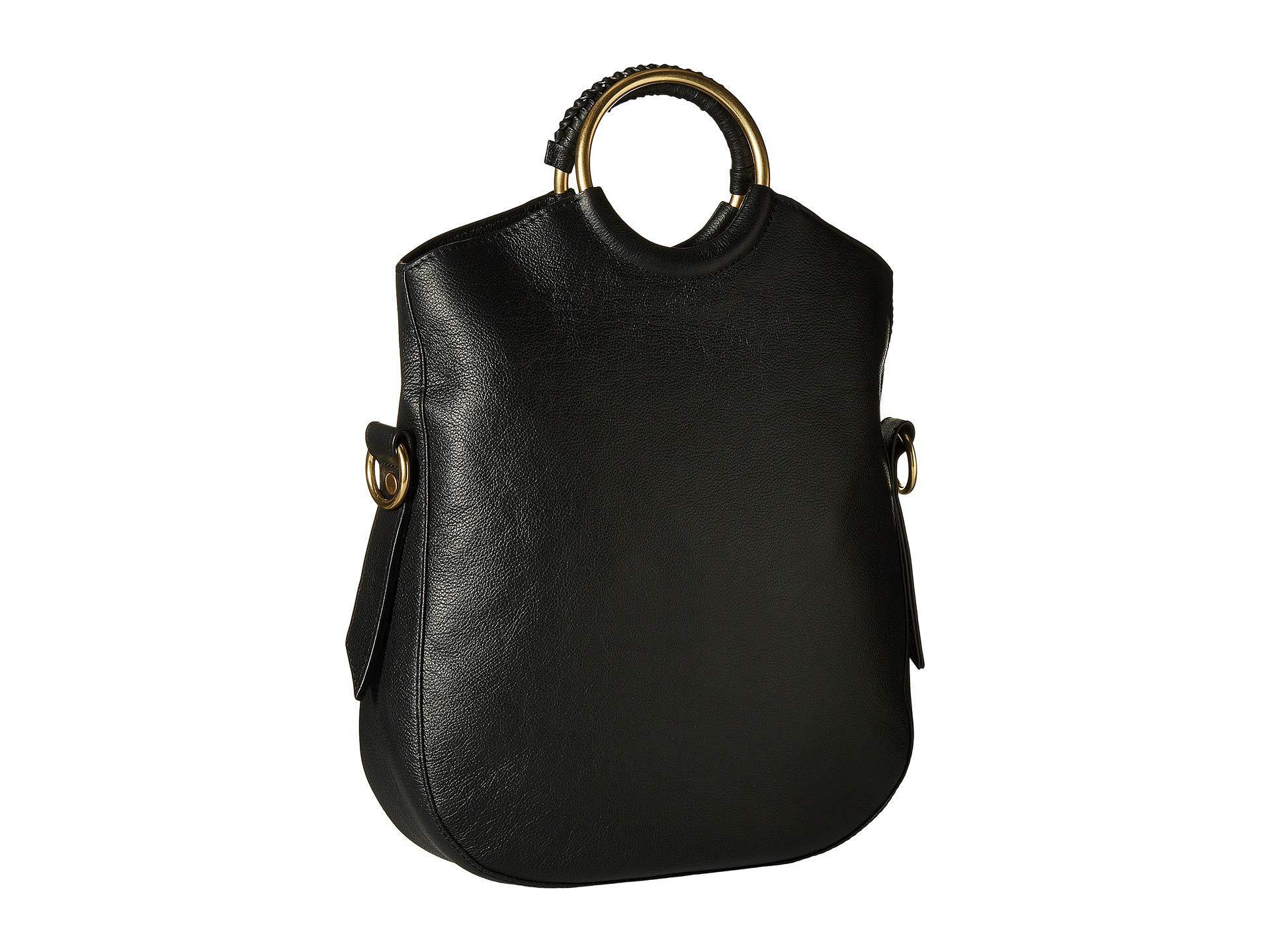 87a15580dd8 See By Chloé Monroe Large Bracelet Tote (black) Tote Handbags