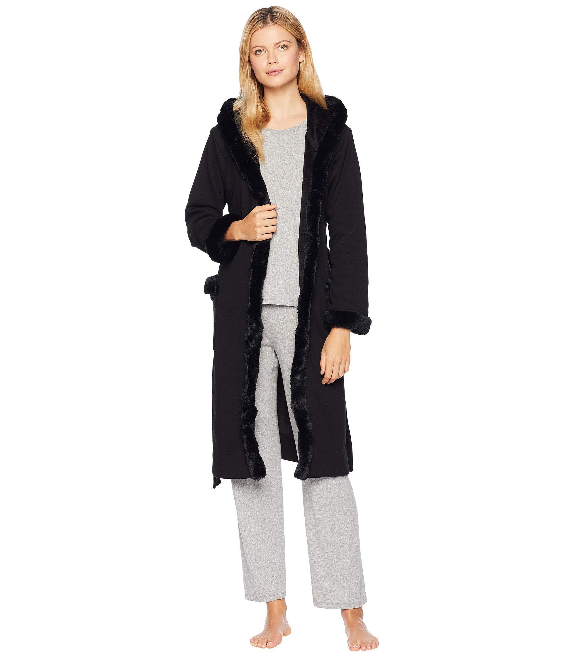 b55037f053 Lyst - UGG Duffield Deluxe Ii Robe (black) Women s Robe in Black