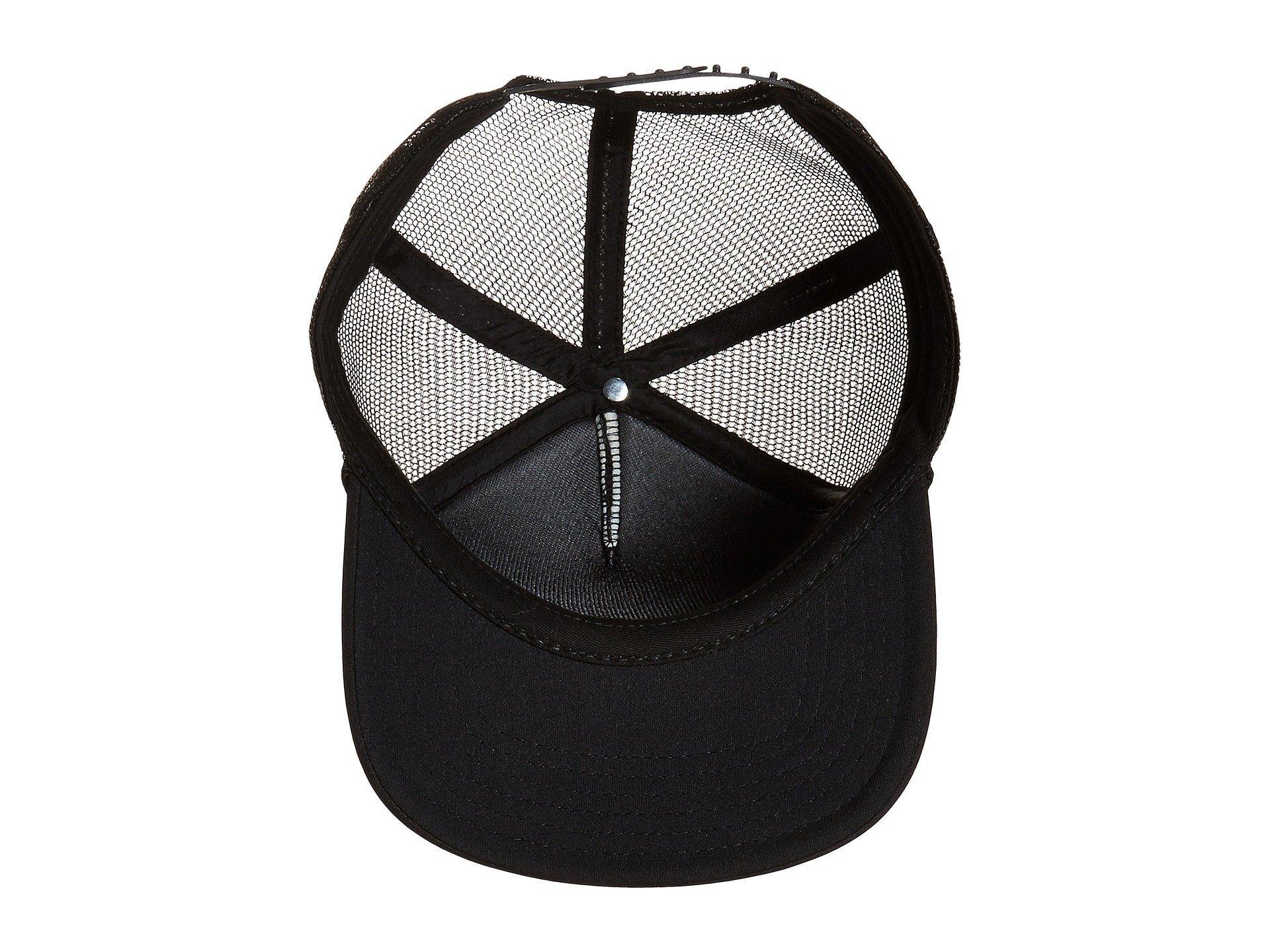f574fae6b2d32 Black Diamond Flat Bill Trucker Hat (black/black) Caps in Green for ...