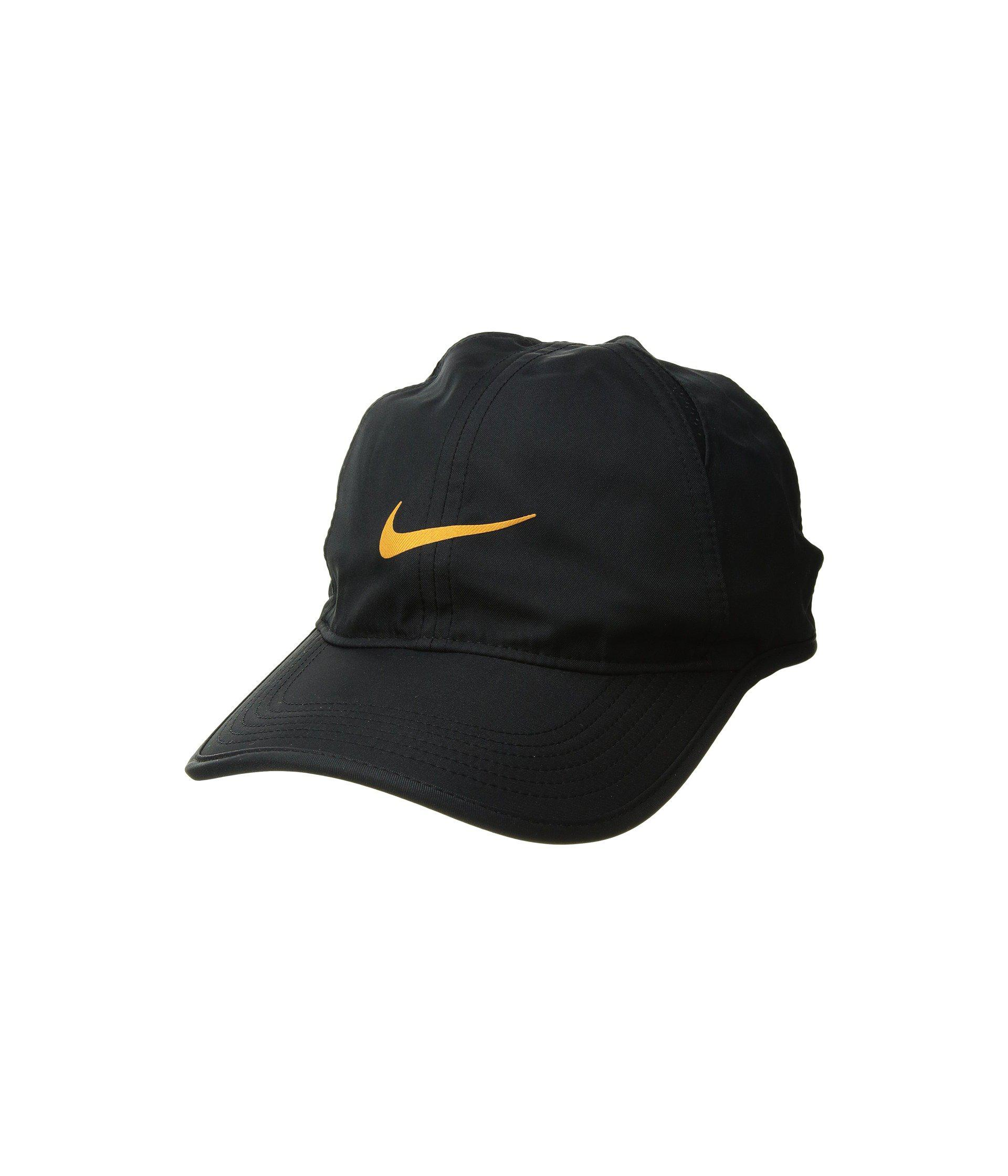 f9fa479779e Lyst - Nike Featherlight Cap (black white) Caps in Black for Men