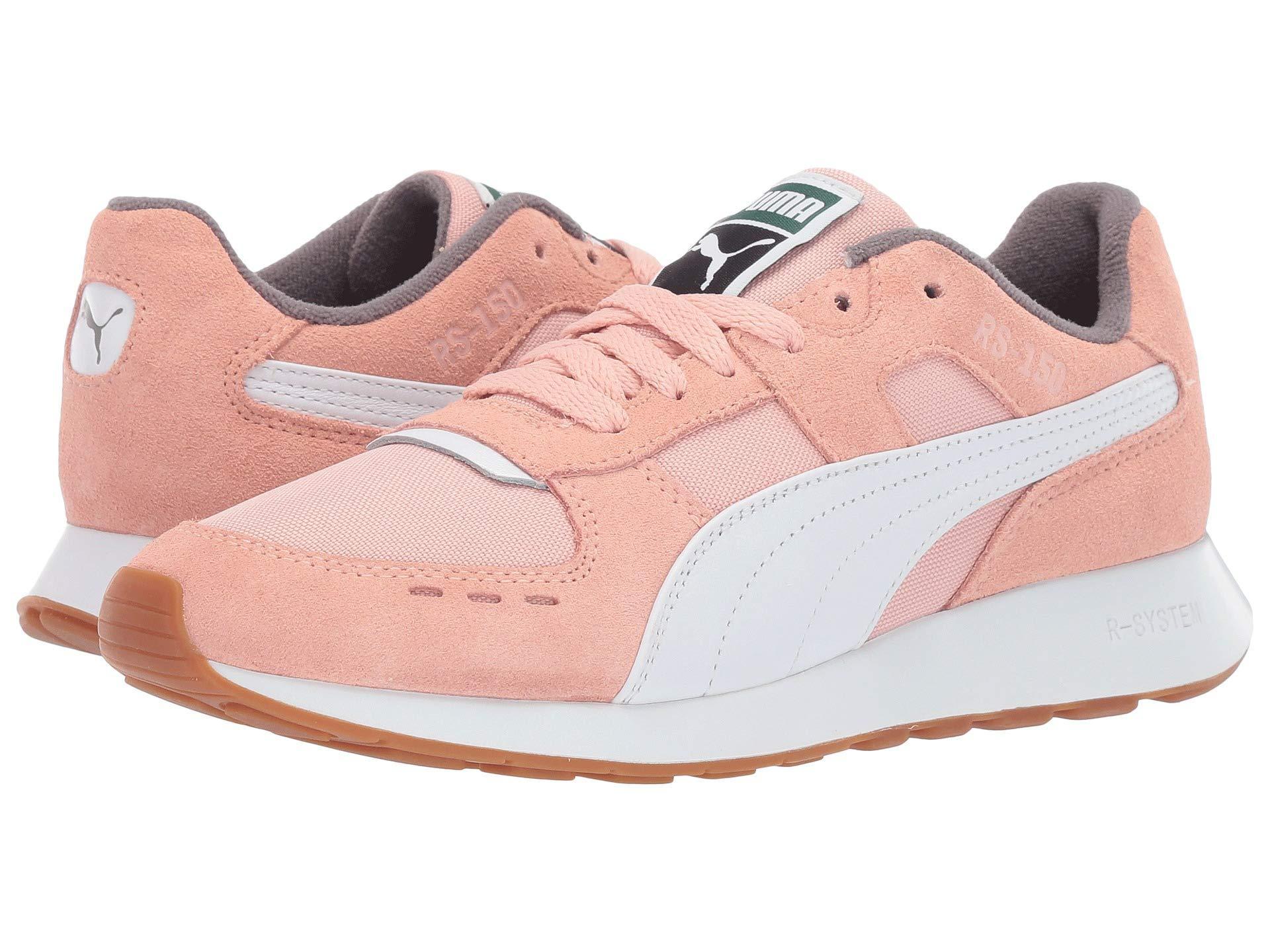 60b31d04805811 Lyst - PUMA Rs-150 Nylon (coral Cloud  White) Women s Shoes