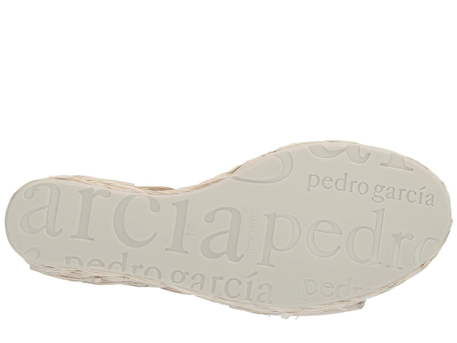 b7a43da130c Pedro Garcia - Multicolor Dory (nacre Castoro) Women s Shoes - Lyst. View  fullscreen