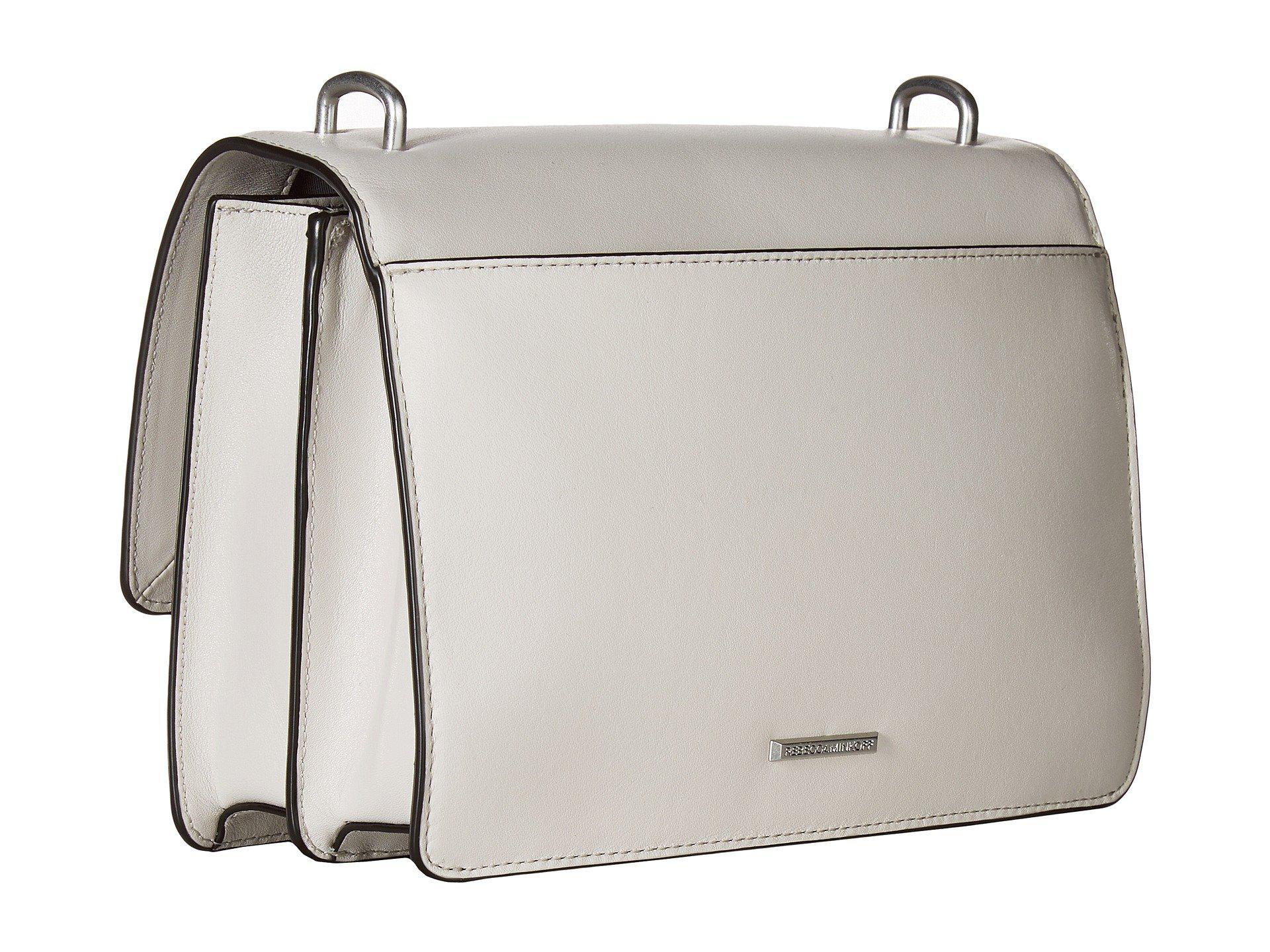 b6786ab3f27a4 Rebecca Minkoff - Multicolor Christy Medium Shoulder Bag (putty) Handbags -  Lyst. View fullscreen