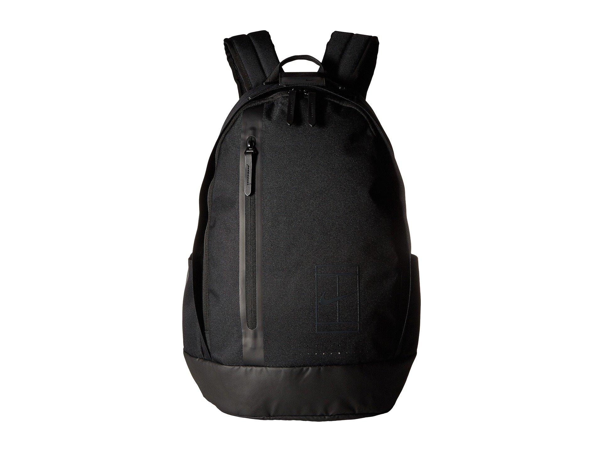 6be139484c Lyst - Nike Court Advantage Tennis Backpack (half Blue oil Grey half ...