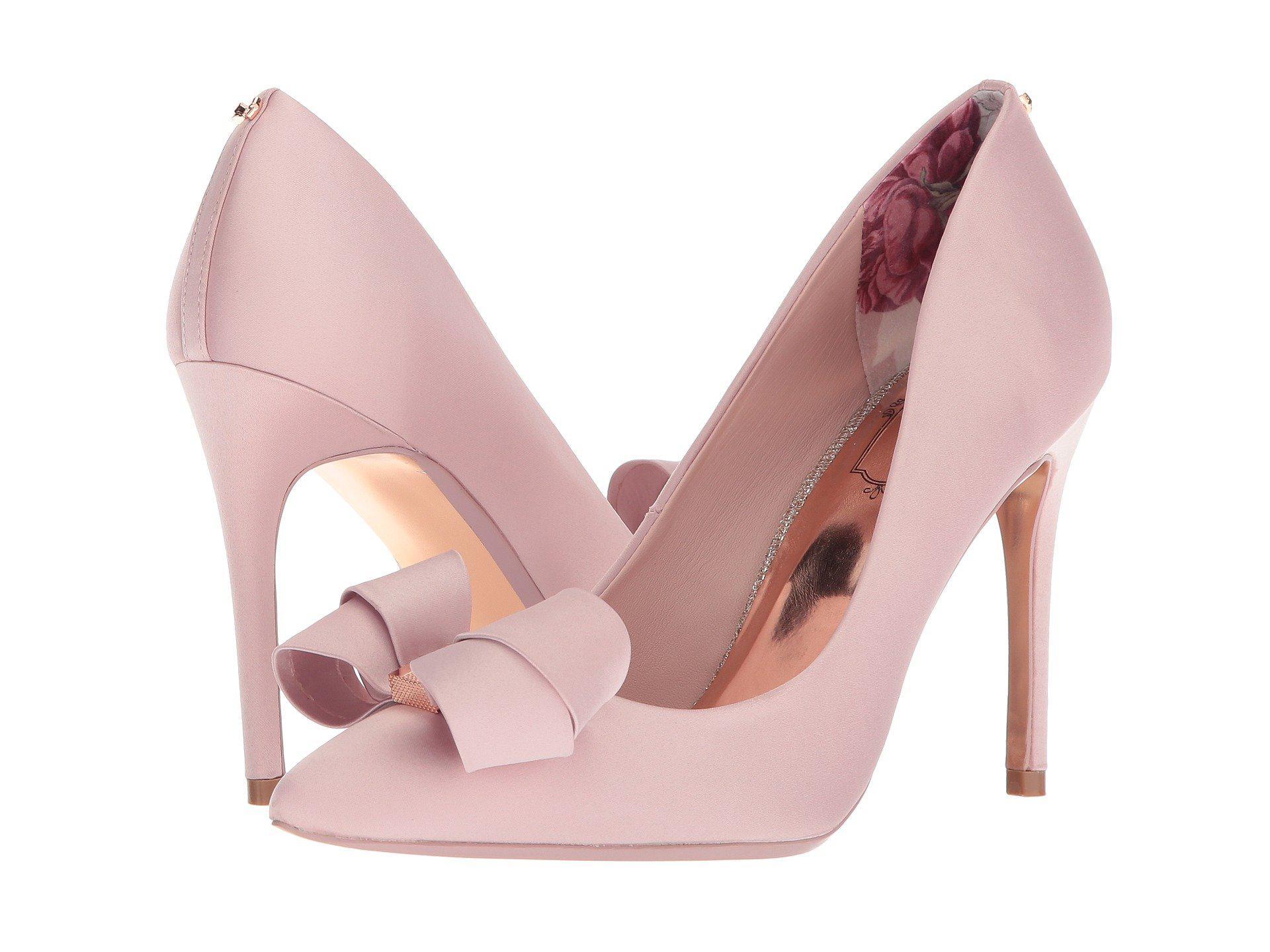 New Ted Baker Skalett Pink Heels for Women Sale