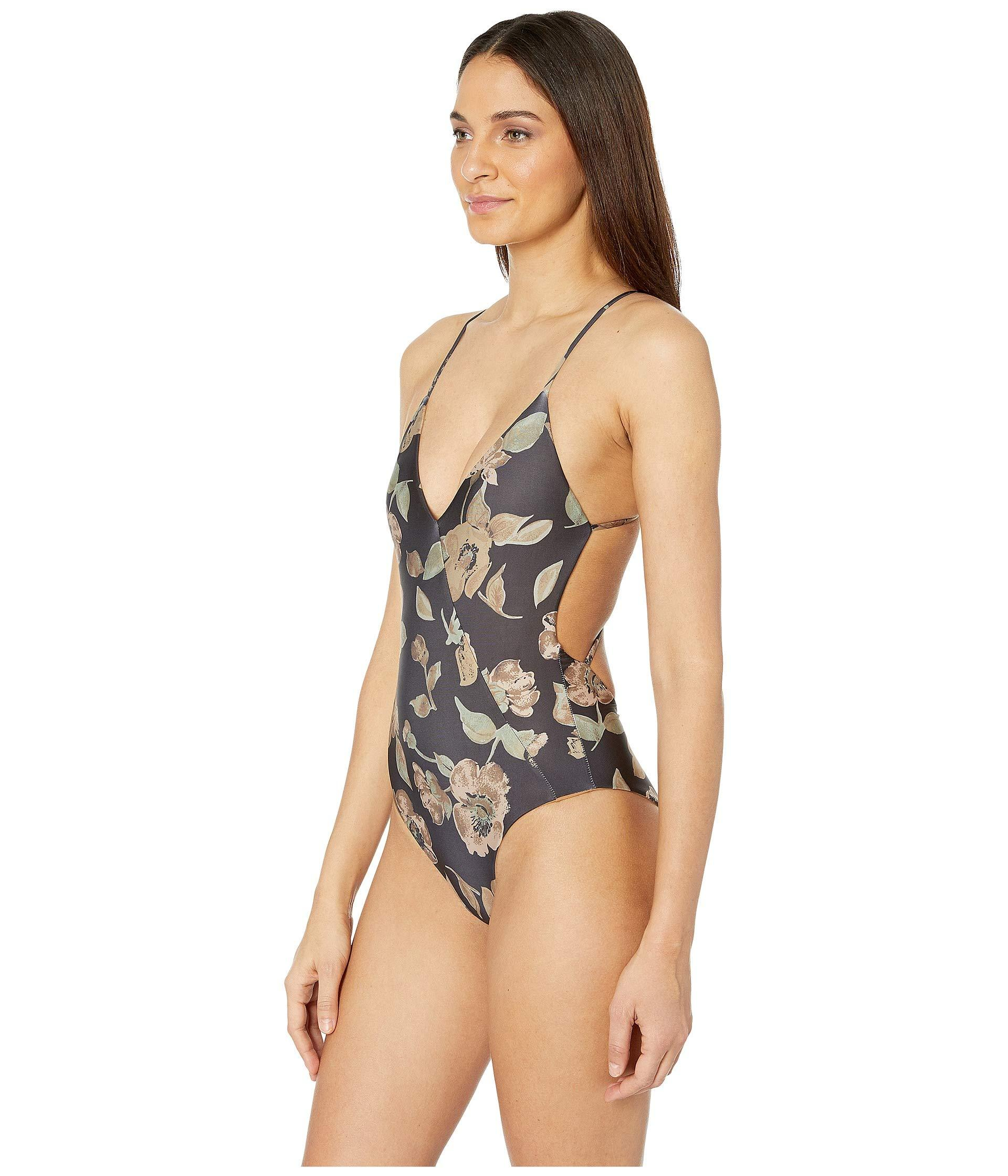 187f5fee58 Lyst - L Space L  Blair One-piece (newport Nights) Women s Swimsuits One  Piece