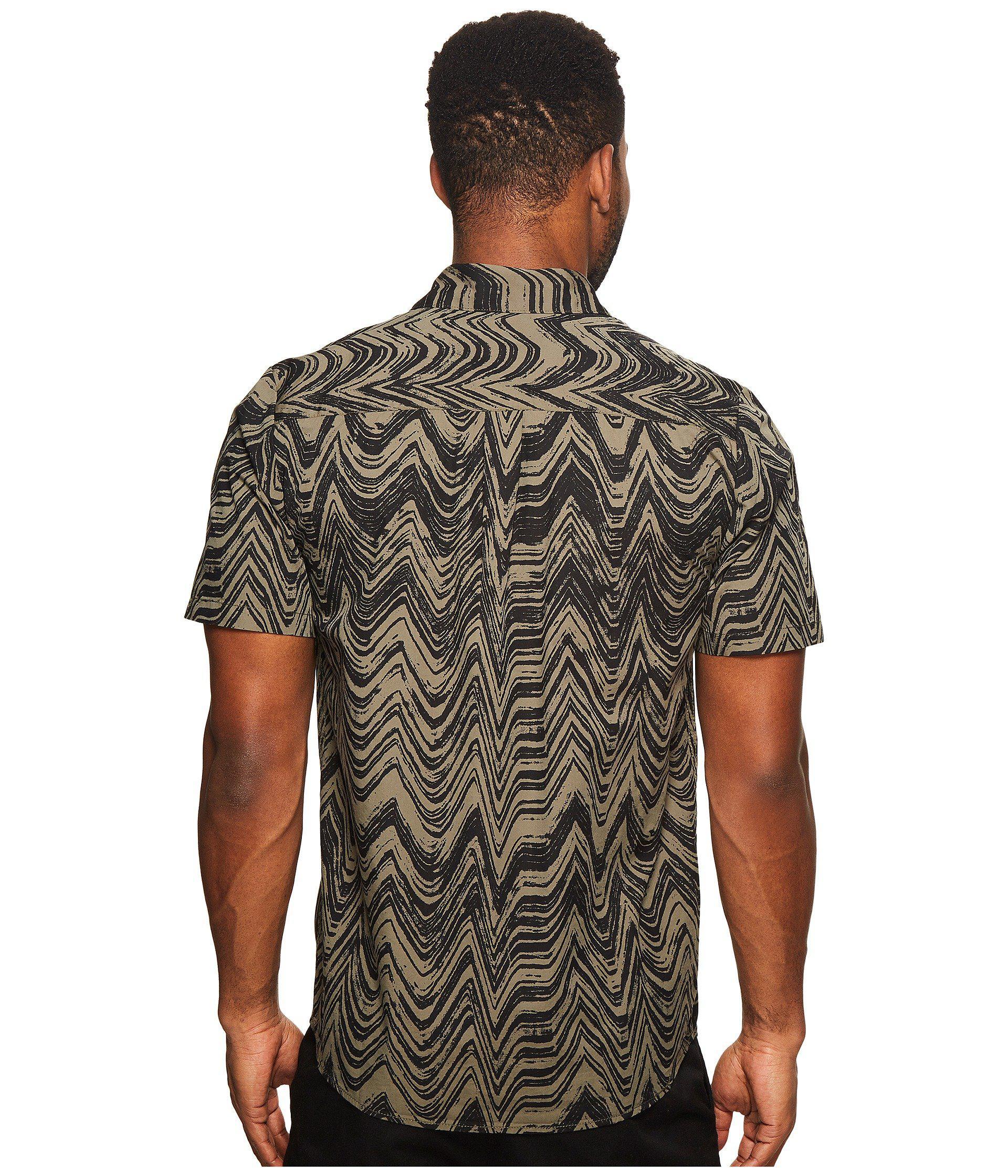 530b700201 Volcom Multicolor Lo-fi Short Sleeve (old Blackboard) Clothing for men