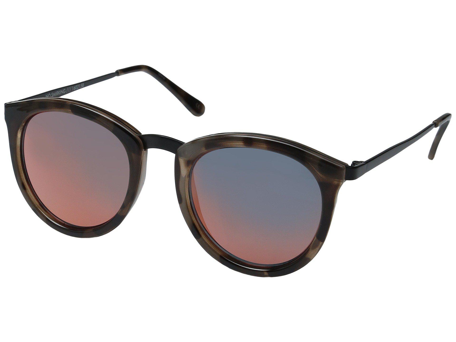 44f9b38168 Lyst - Le Specs No Smirking in Black