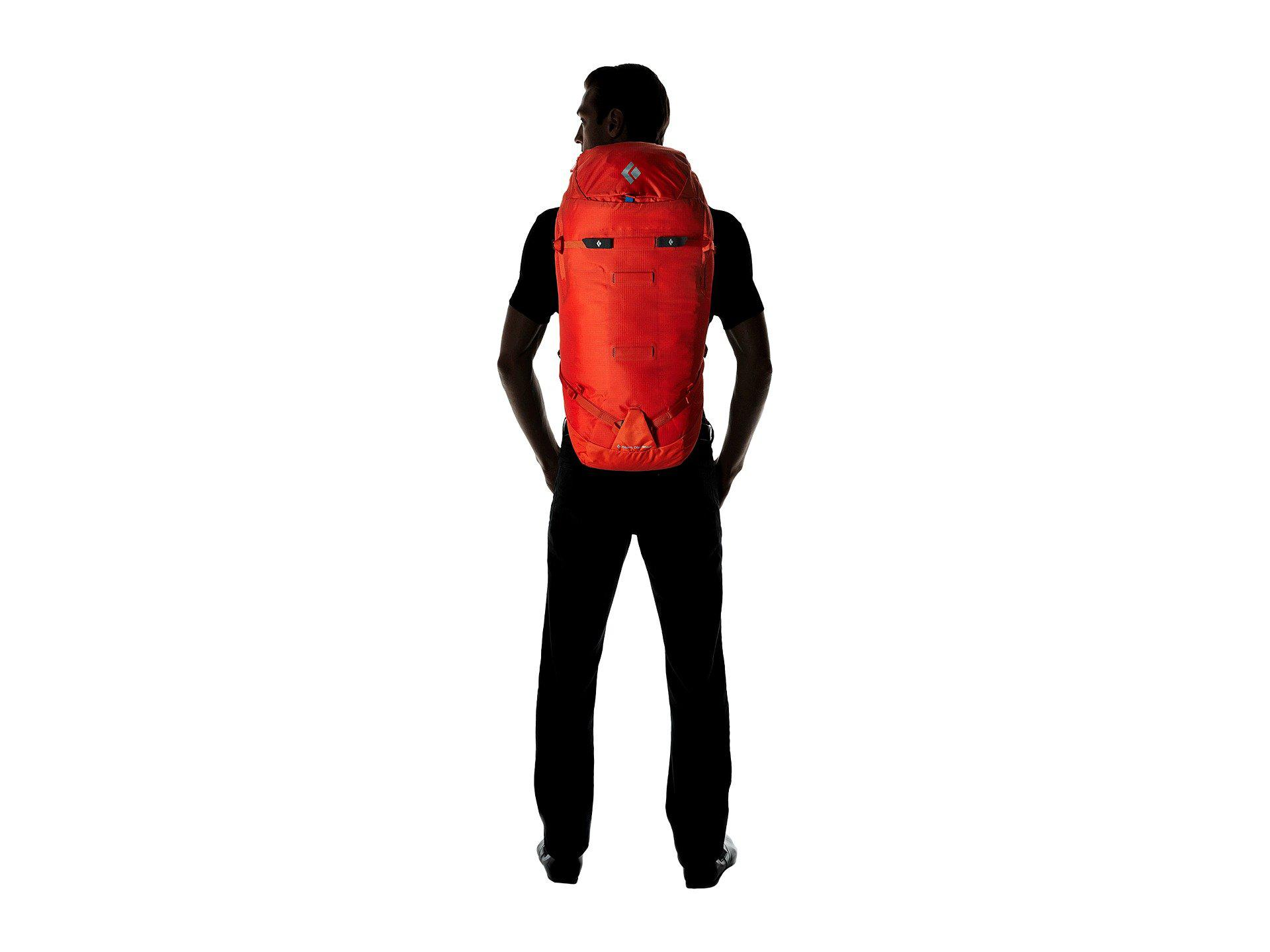 Men's Orange Speed Zip 33-pack