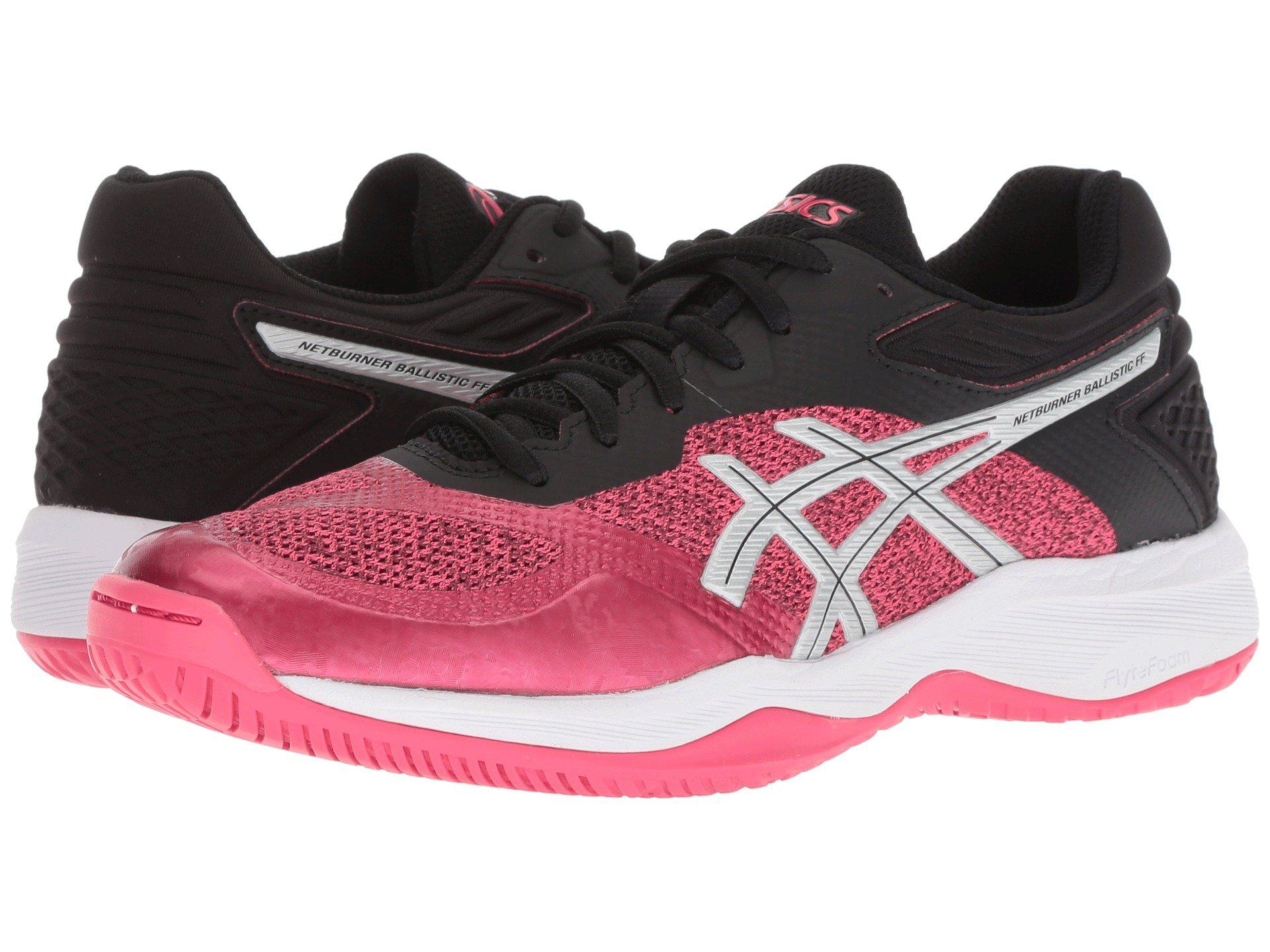 Women's Shoes Ballistic Ffpixel PinkwhiteVolleyball Netburner ul5JFc31TK