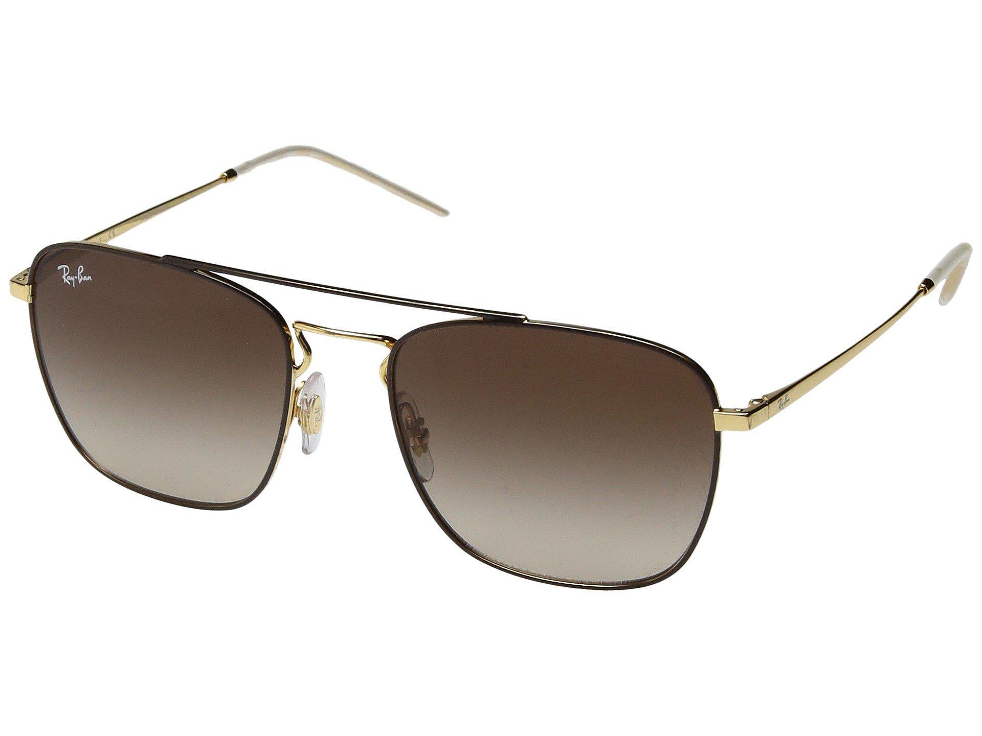 935da099b8e Lyst - Ray-Ban Rb3588 55mm (brown brown Gradient) Fashion Sunglasses ...