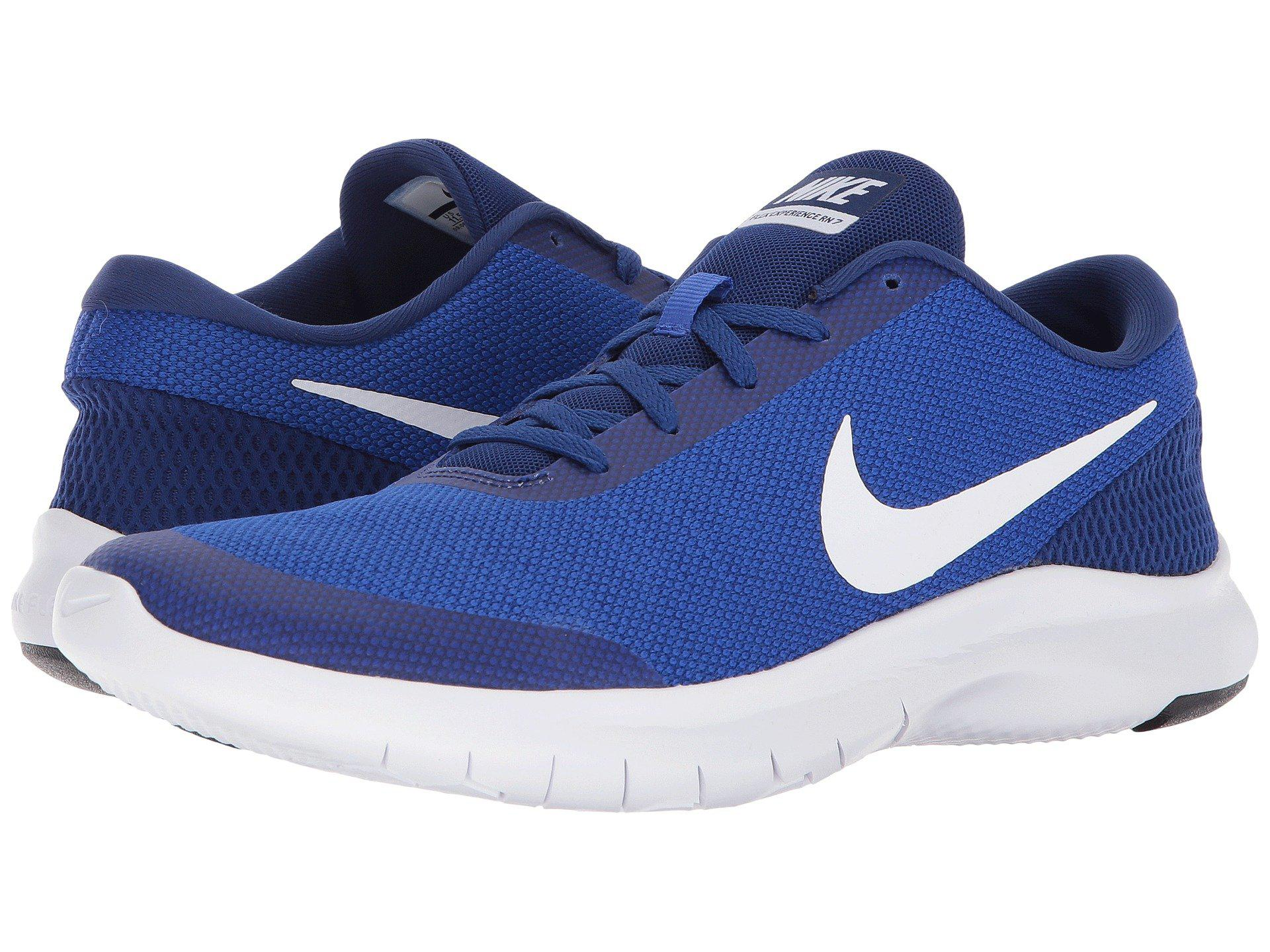 Nike Synthetic Flex Experience Rn 7 In Blue For Men Lyst