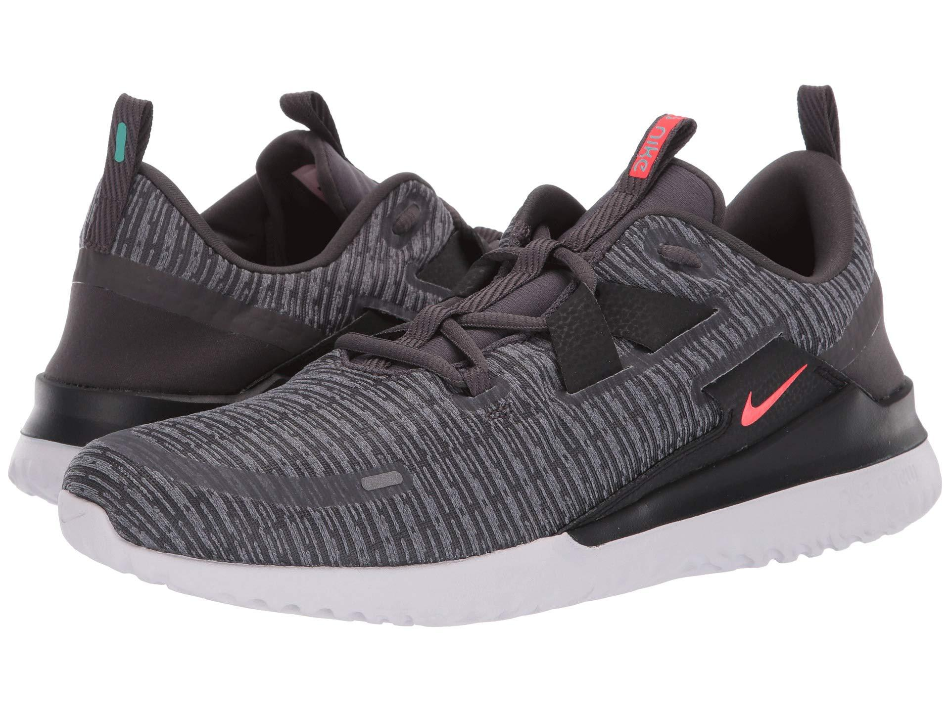 4cda40107848 Lyst - Nike Renew Arena (black white anthracite) Men s Running Shoes ...