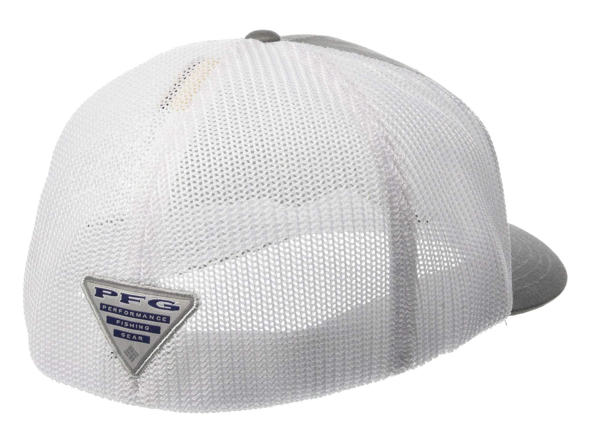 Men's Pfg Meshtm Ball Cap Xxl (titanium/pfg Hook) Caps