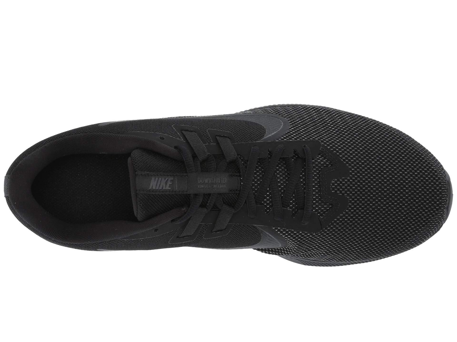best service f3417 ac340 Nike - Black Downshifter 9 (midnight Navy pure Platinum) Men s Running Shoes  for. View fullscreen