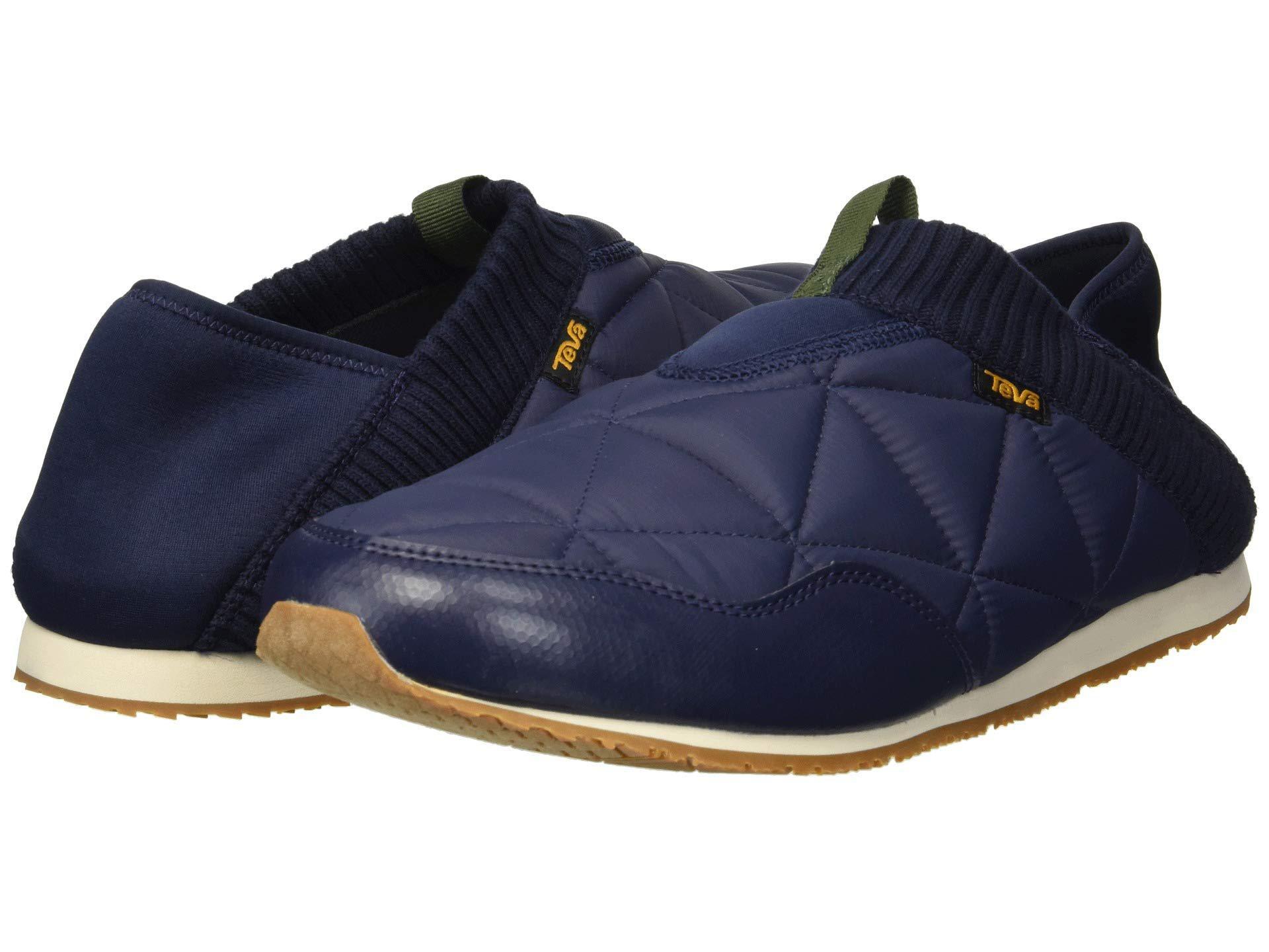 46298b3674e15 Teva - Blue M Ember Moc Slipper for Men - Lyst. View fullscreen