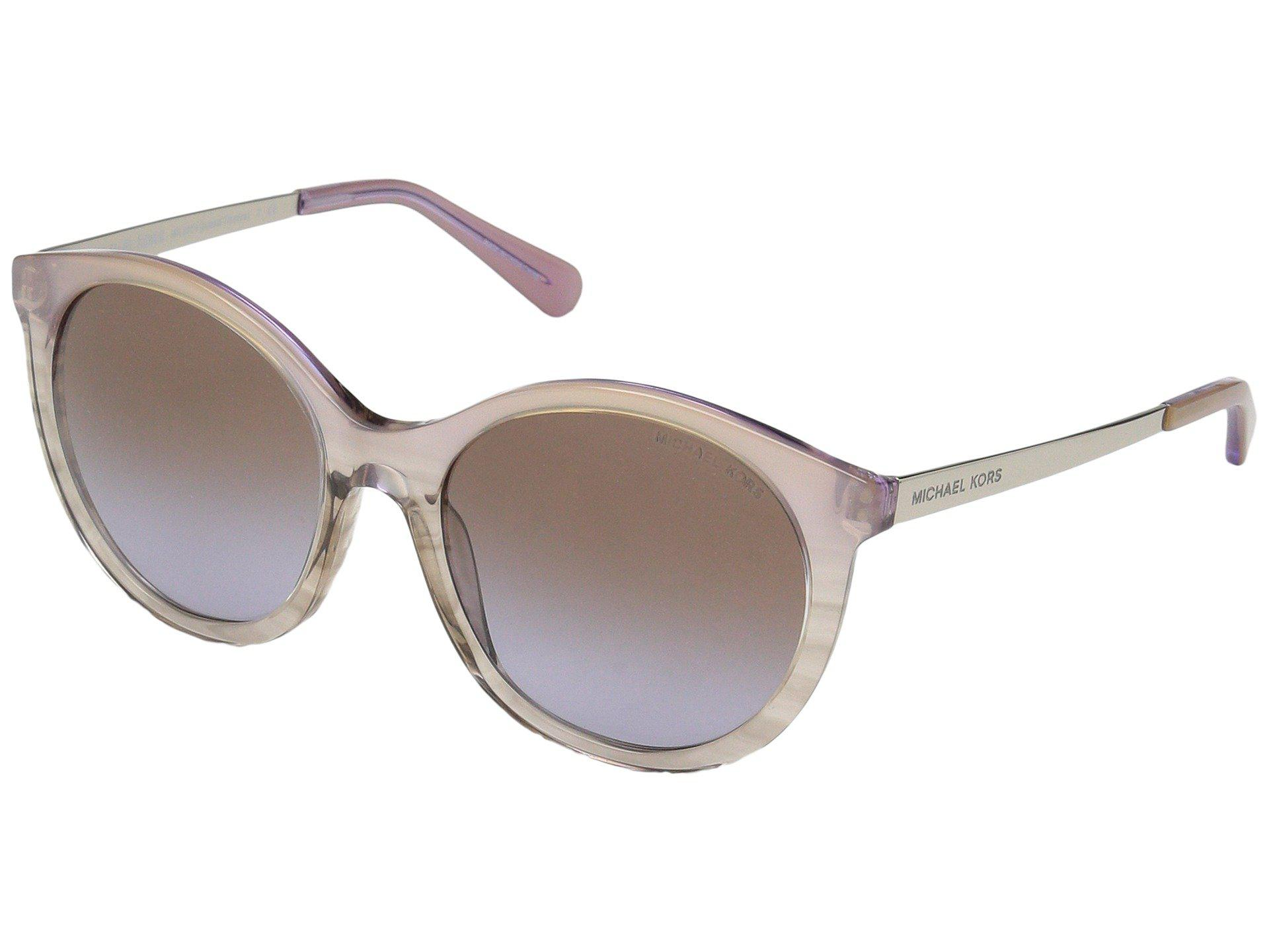 69d1b2e972306 Lyst - Michael Kors Island Tropics 0mk2034 55mm (multicolor Purple ...