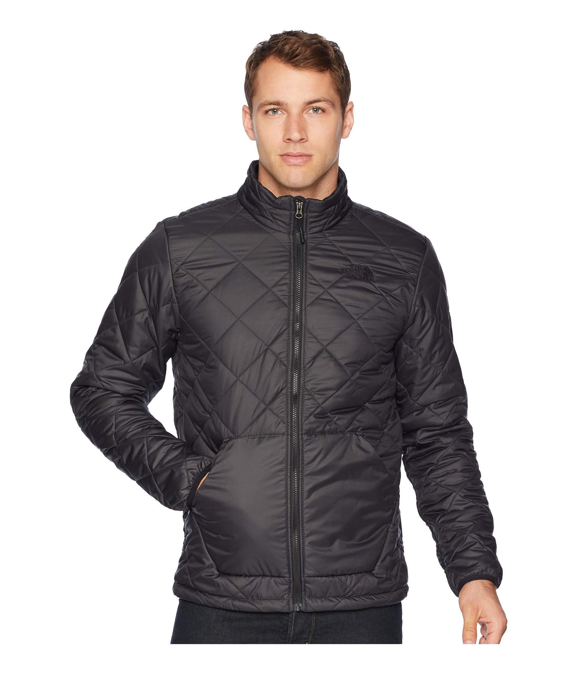The North Face Synthetic Cervas Jacket in Asphalt Grey ...