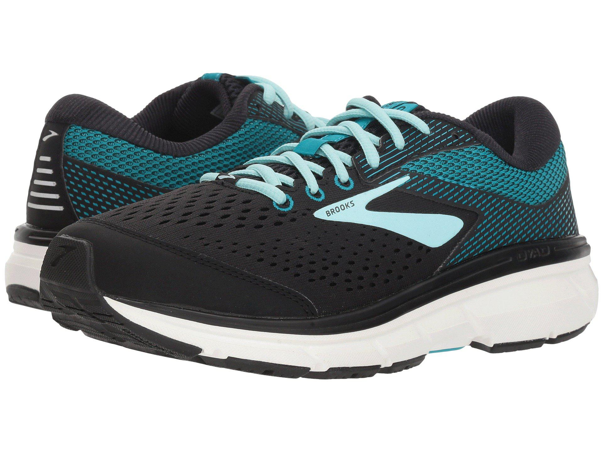fa39663c45f Brooks - Black Dyad 10 (purple pink grey) Women s Running Shoes -. View  fullscreen