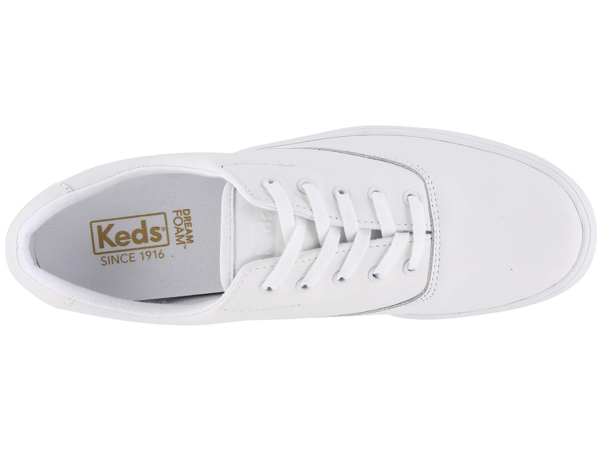 keds rise leather