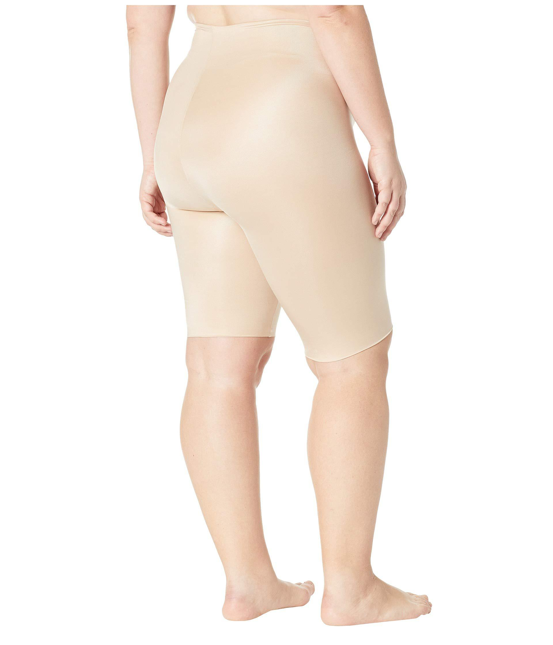 95cb19c8e0f Spanx - Plus Size Power Conceal-her Extended Length Shorts (natural Glam)  Women s. View fullscreen