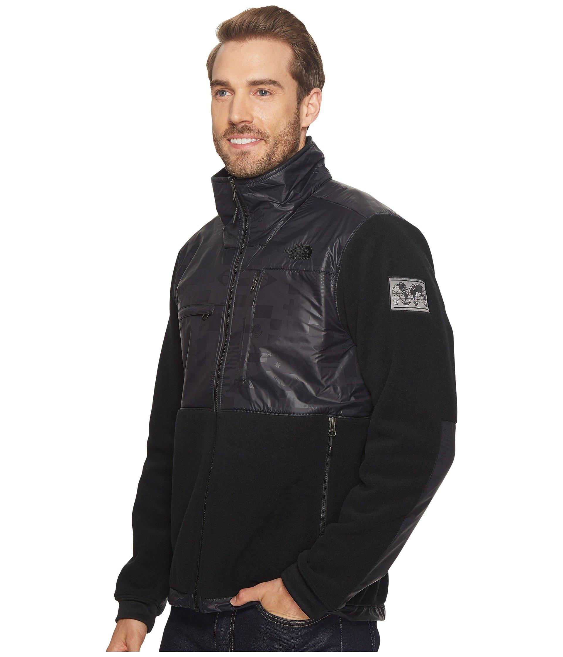 70445c4a5 The North Face Black International Collection Denali 2 Jacket for men