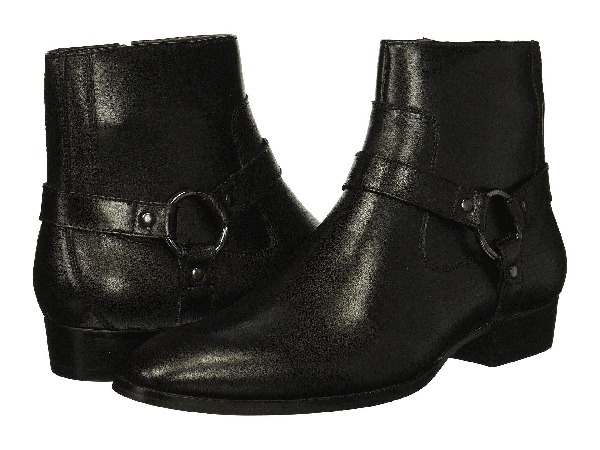 2626553b9fa Men's Black Sebastian Ankle Boot