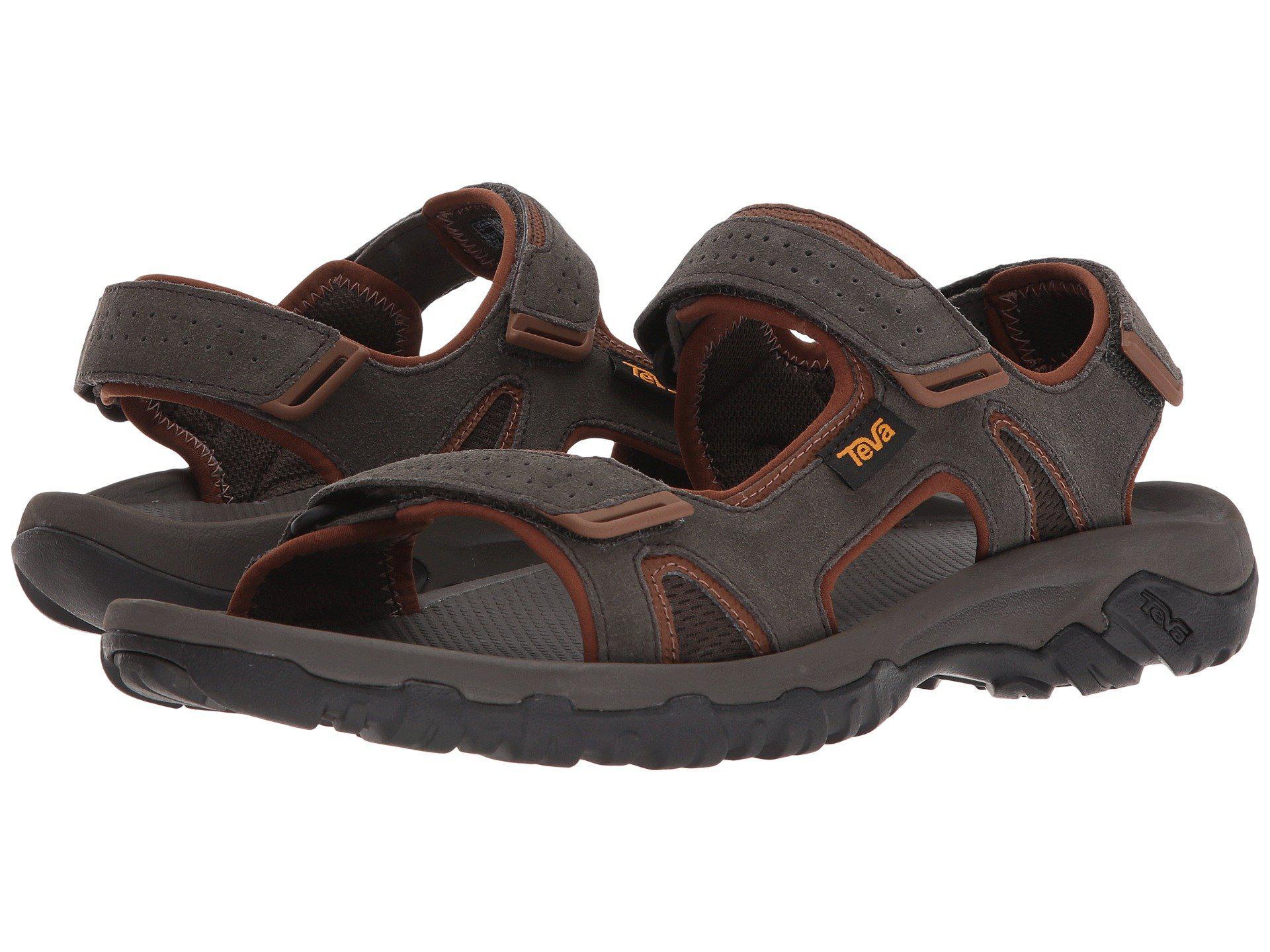 ff2639550228 Lyst - Teva Katavi 2 (walnut) Men s Shoes in Black for Men