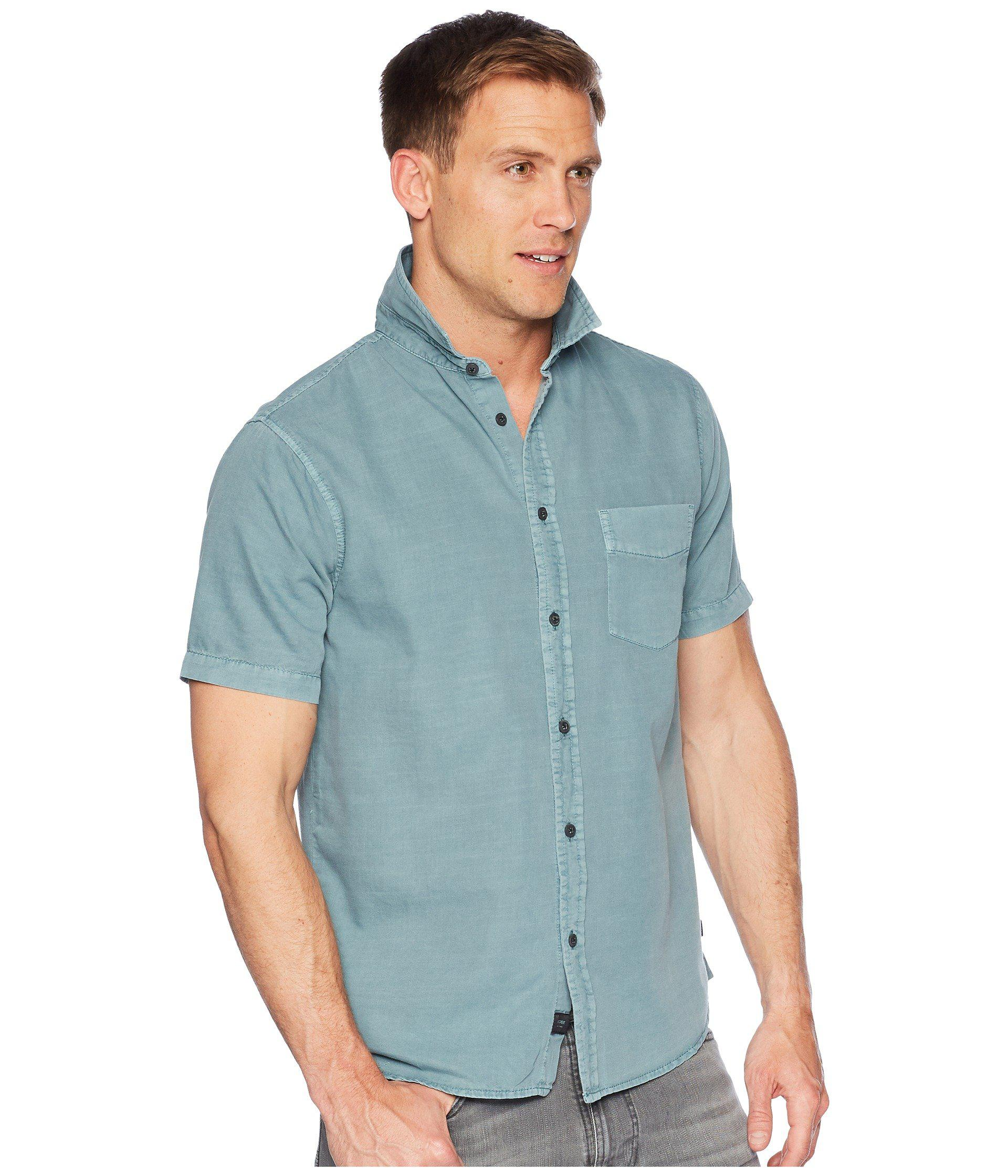 215ee933fc1 Lyst - Globe Goodstock Vintage Short Sleeve Shirt (dusty Coral ...