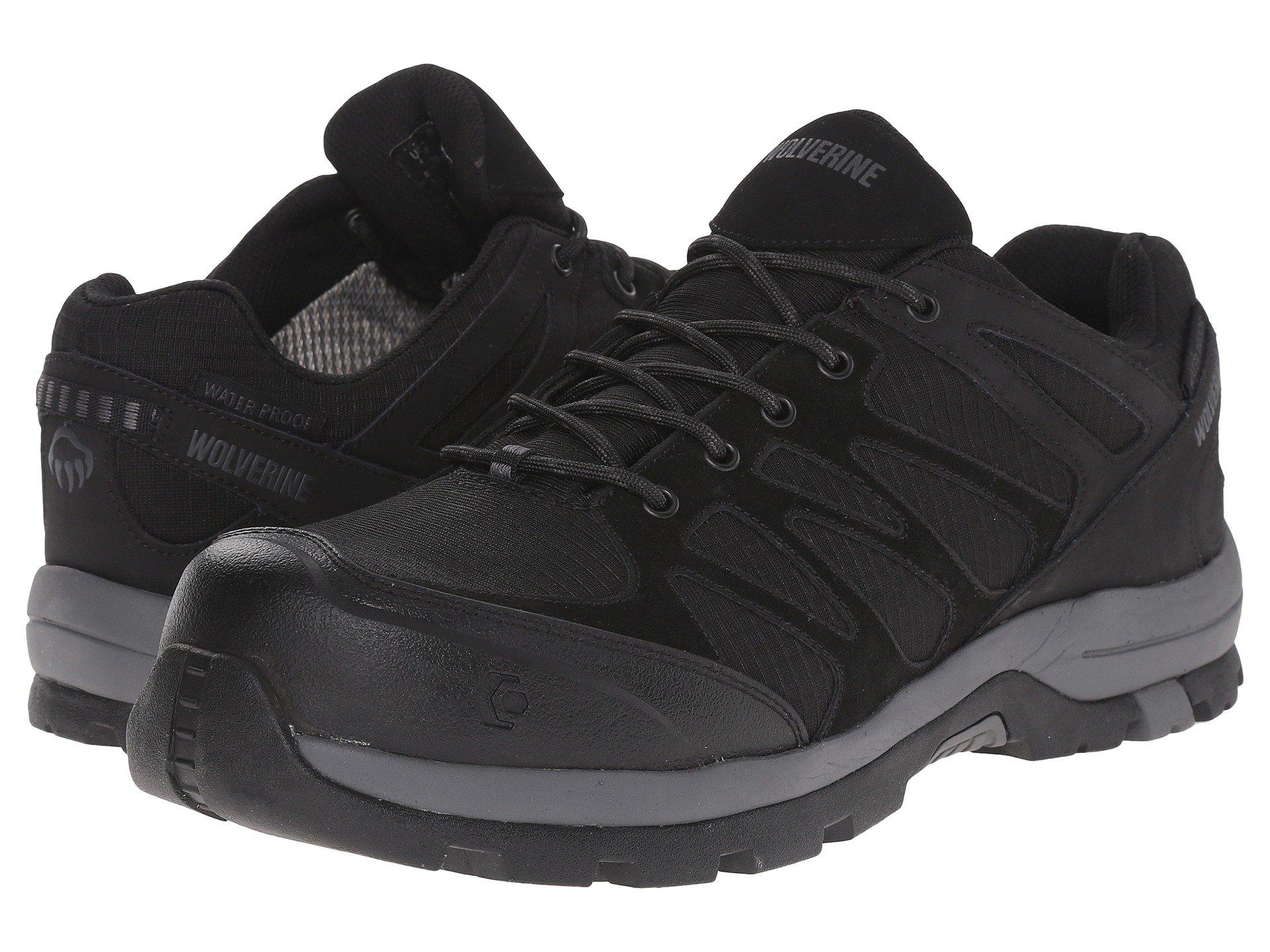 Fletcher NT Low WPF Work Hiker Wolverine oQpkna