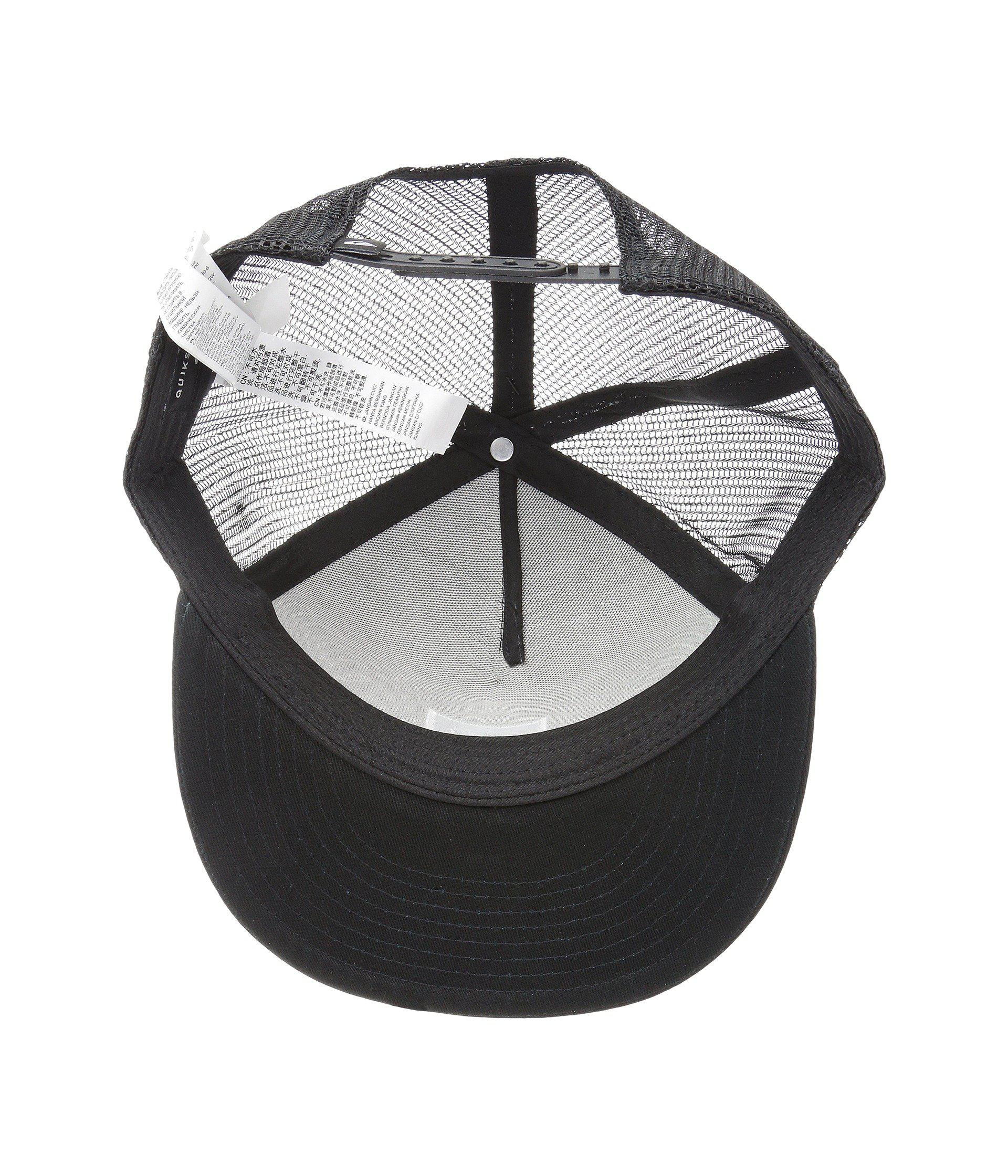 Lyst - Quiksilver Clip Charger Cap (dark Forest) Baseball Caps in Black for  Men c0496e4a313c
