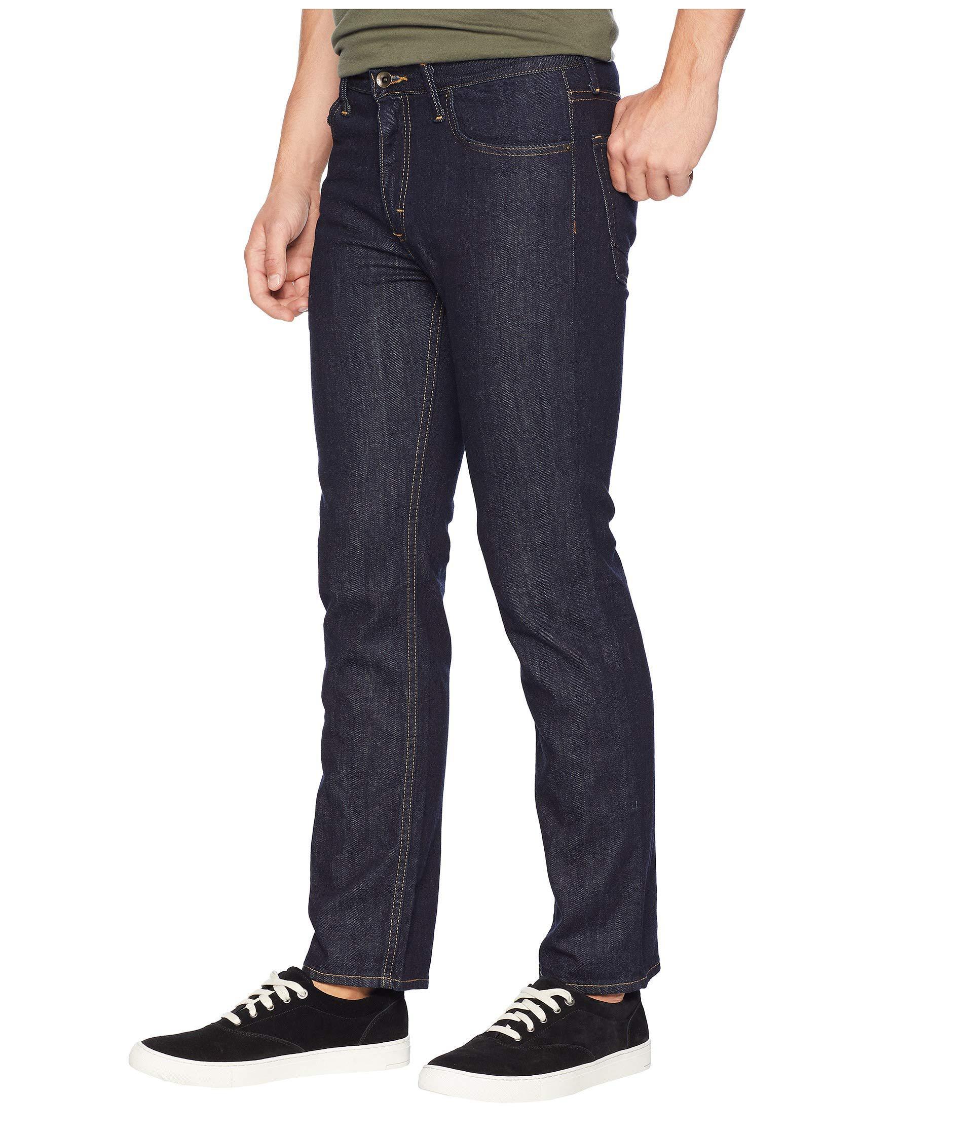 6aca00ee3d3367 Lyst - Vans V16 Slim Jeans In Indigo (indigo) Men s Jeans in Blue ...