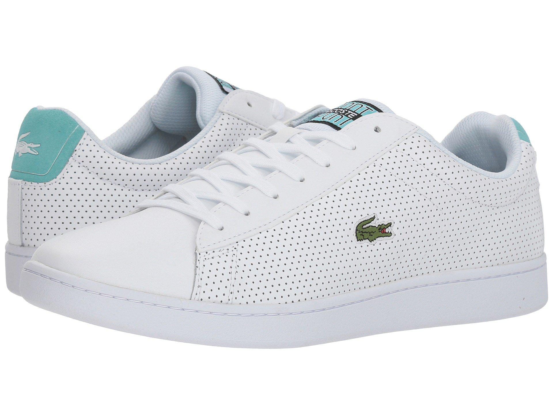 Lacoste Leather Carnaby Evo 218 2