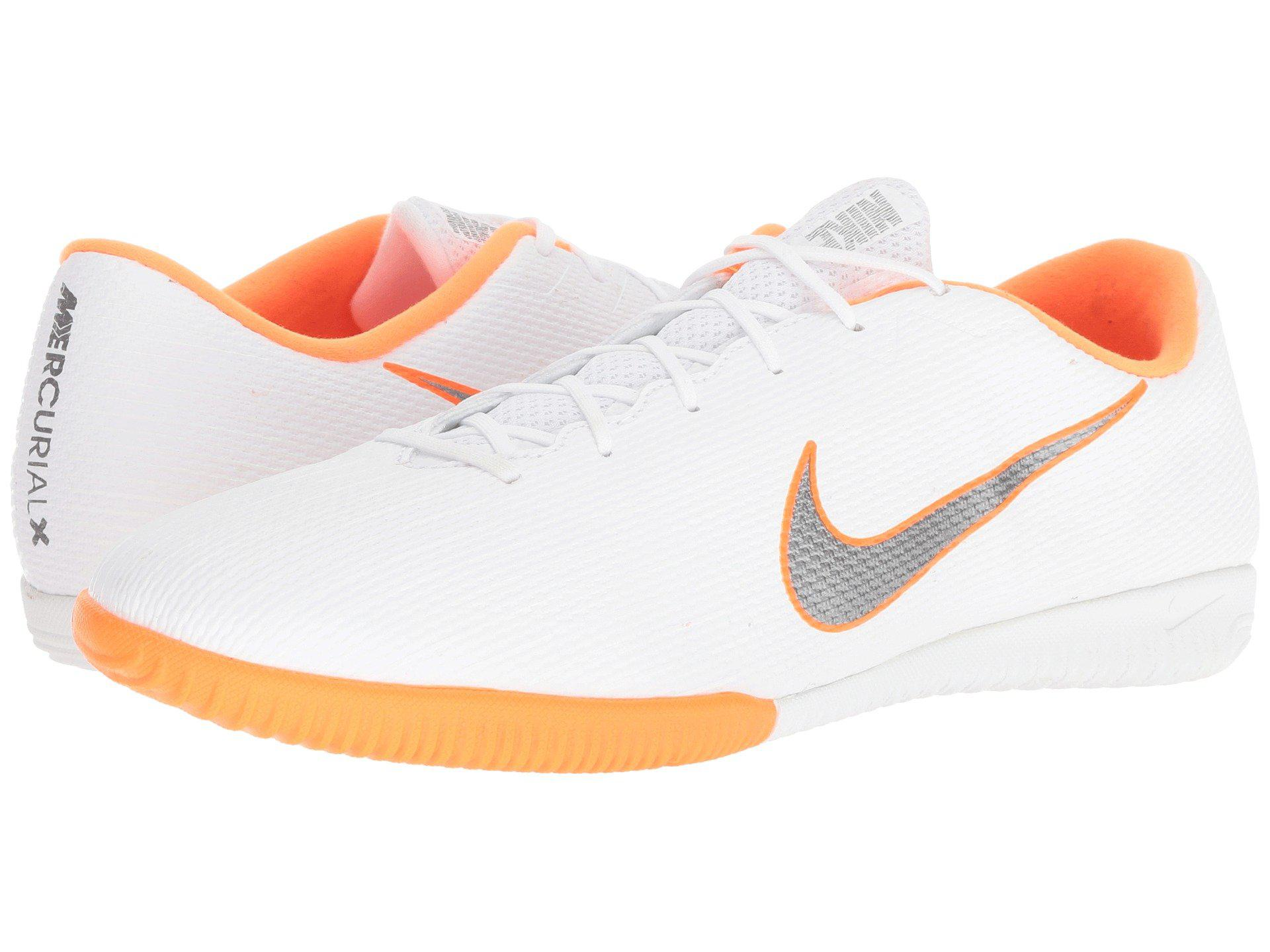 cheap for discount e3cc6 21e0d Lyst - Nike Vaporx 12 Academy Ic in White for Men
