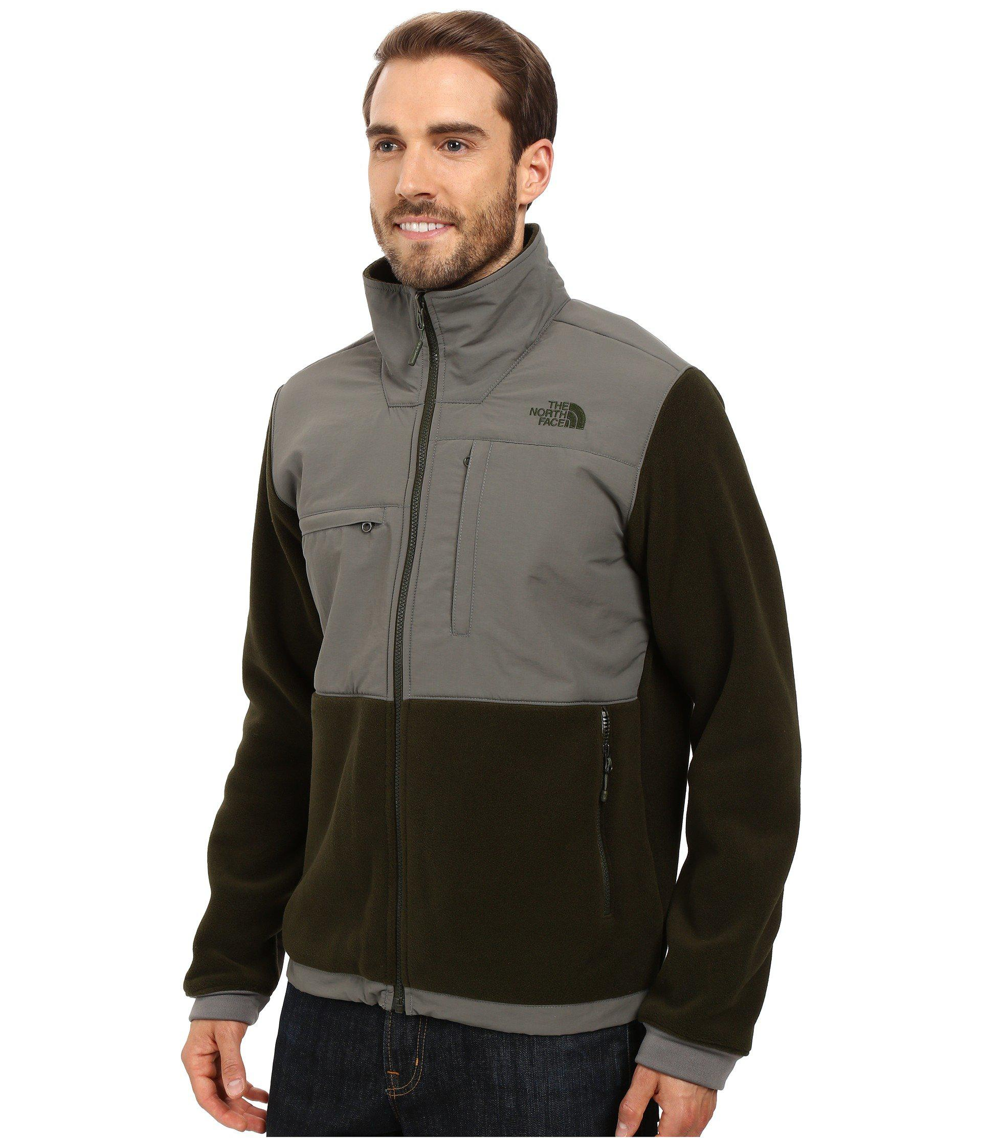 18a72b3820cb ... good lyst the north face denali 2 jacket recycled tnf black 1 mens  6501c 5c53f ...