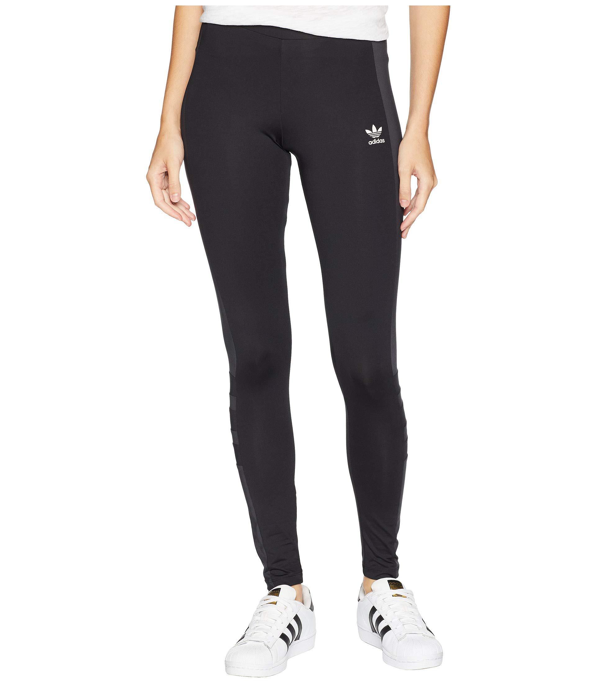 adidas leggings black womens